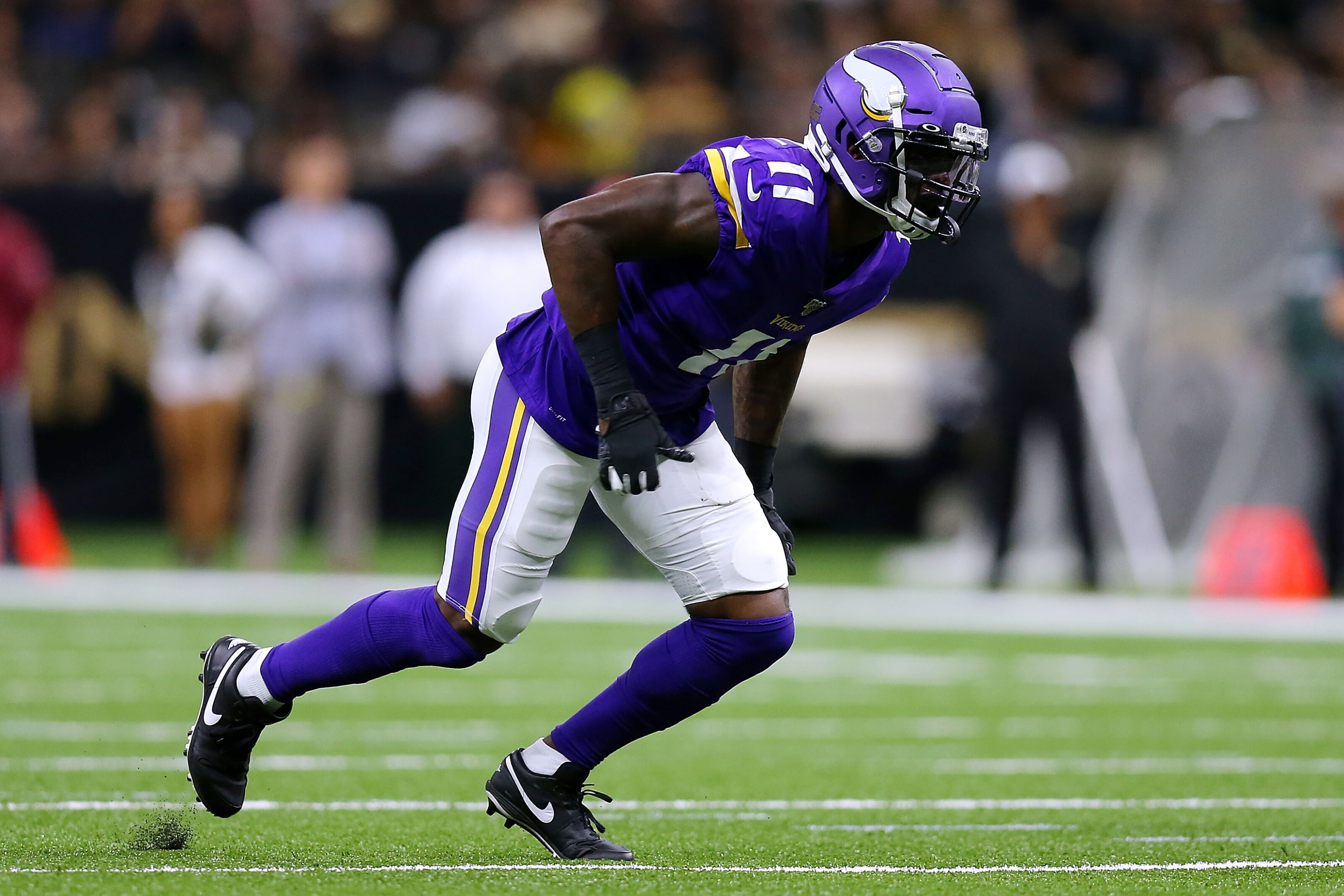 Vikings trying to get whatever they can for Laquon Treadwell