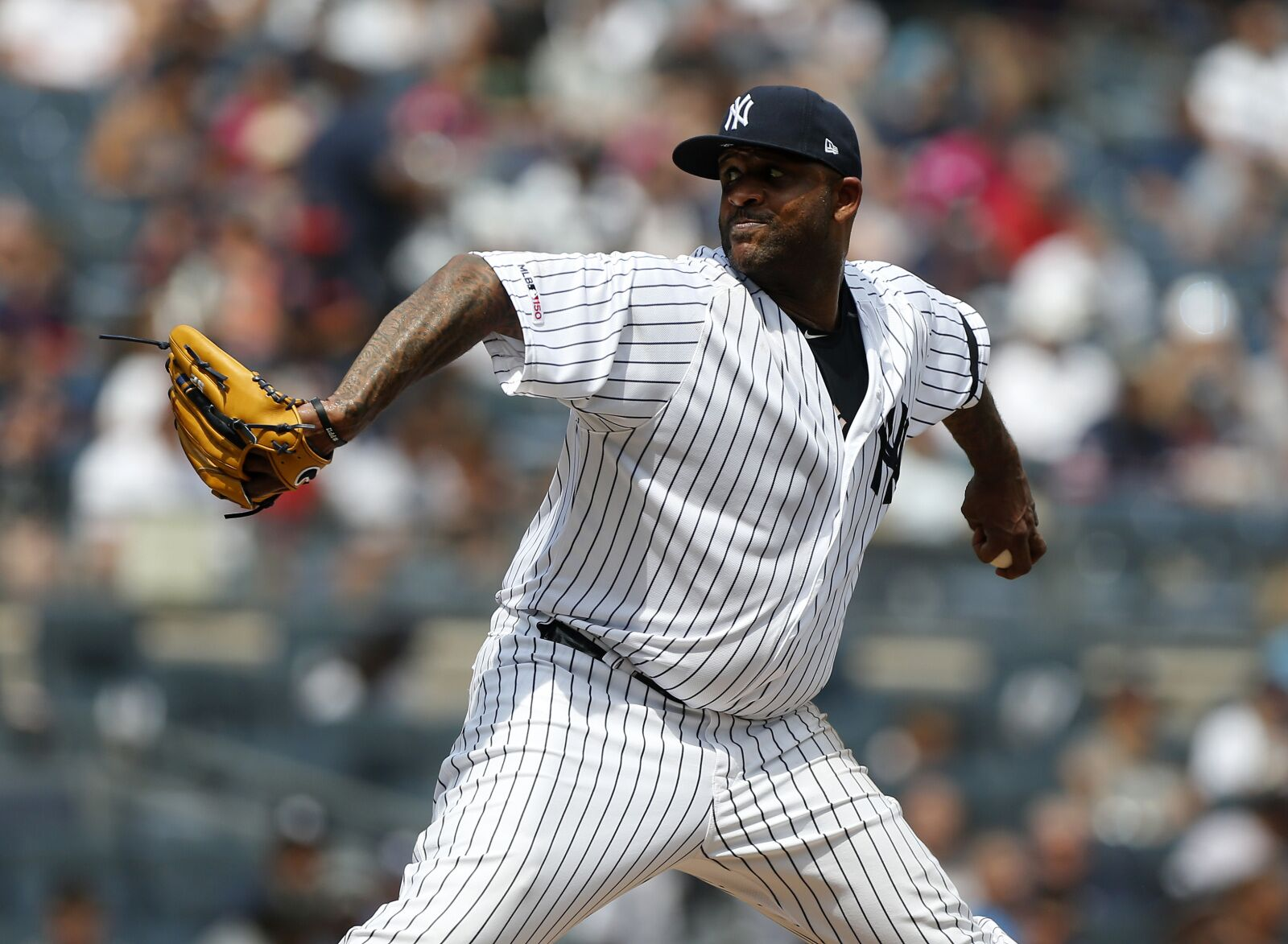 Yankees may not have room for CC Sabathia in the postseason