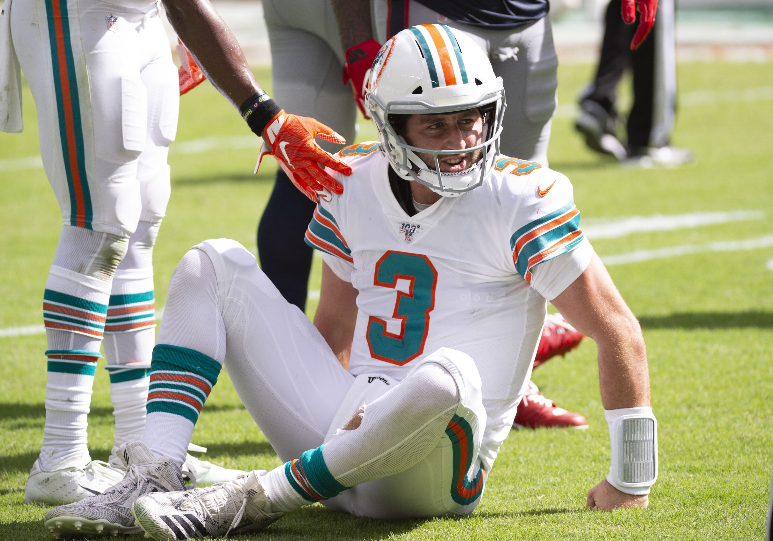 Josh Rosen never had a chance with the Dolphins and their tank job