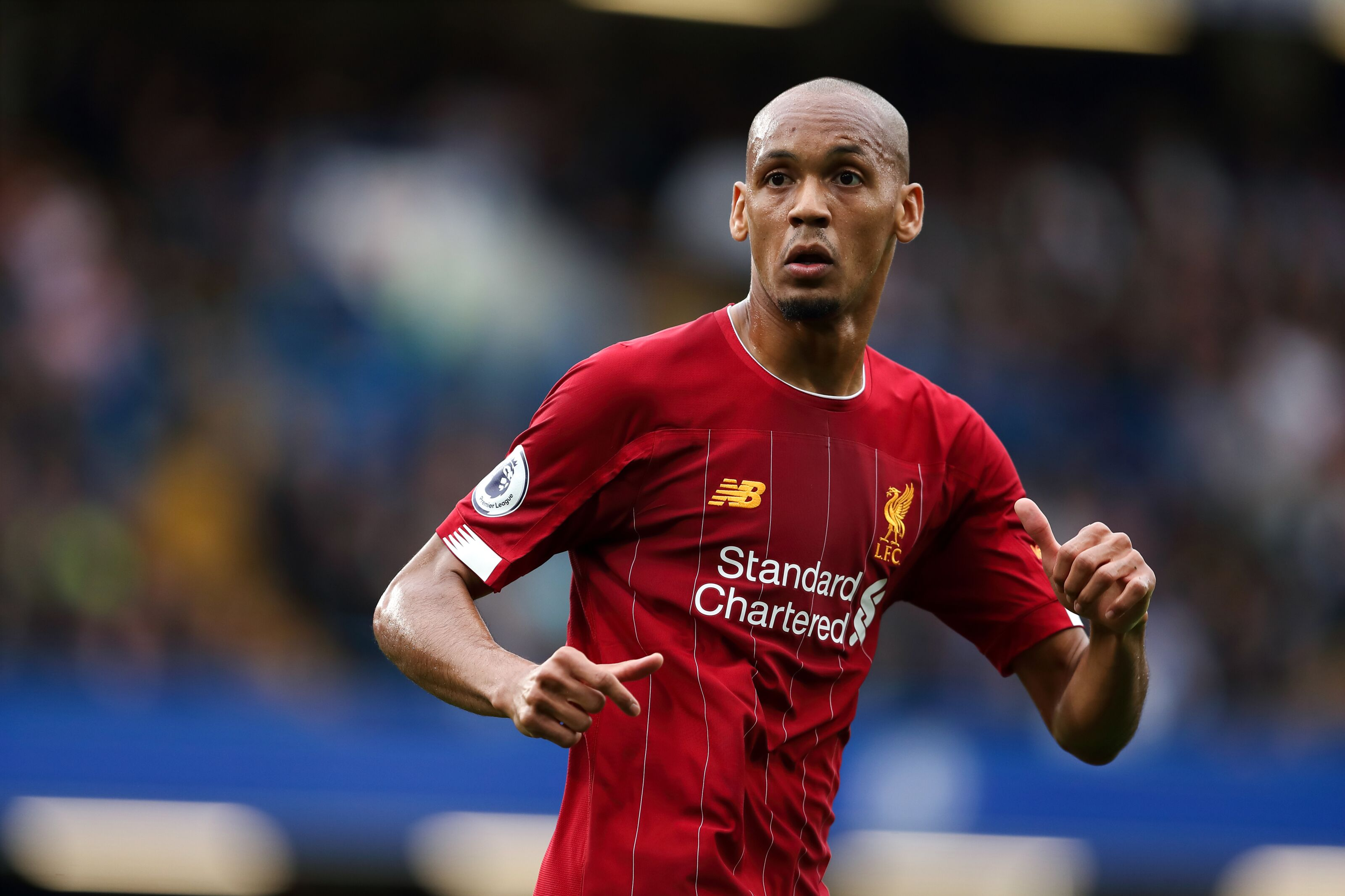 Fabinho is Liverpool's key to winning EPL title