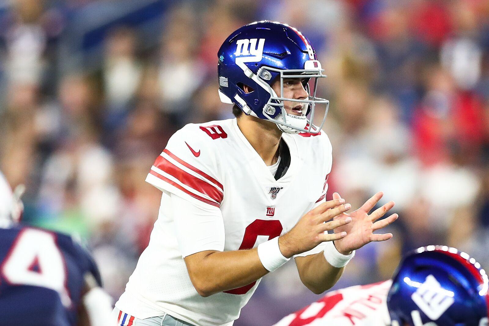 Fantasy Football: Daniel Jones impact on New York Giants