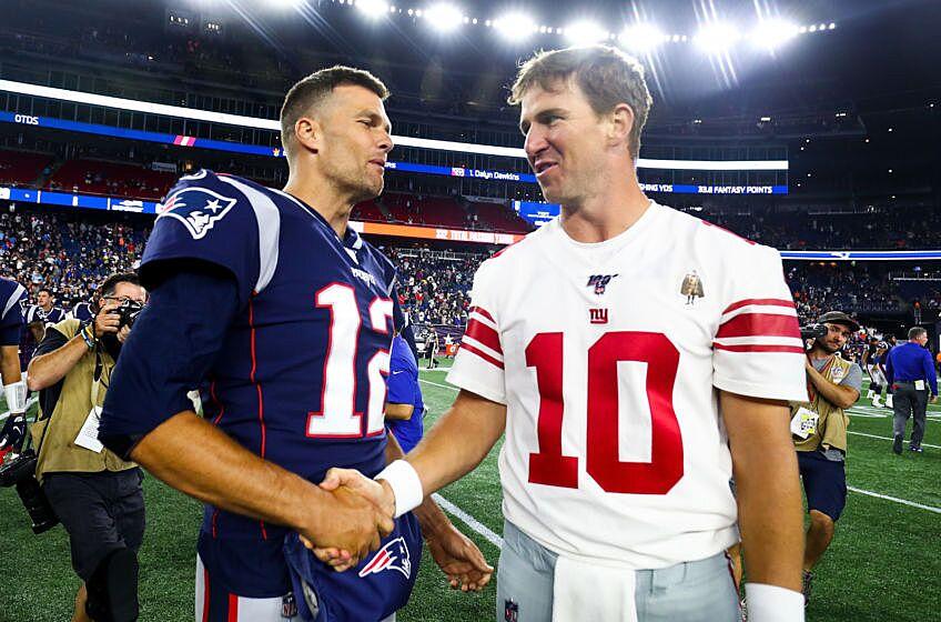 DraftKings showdown Thursday Night Football: New England Patriots vs New York Giants