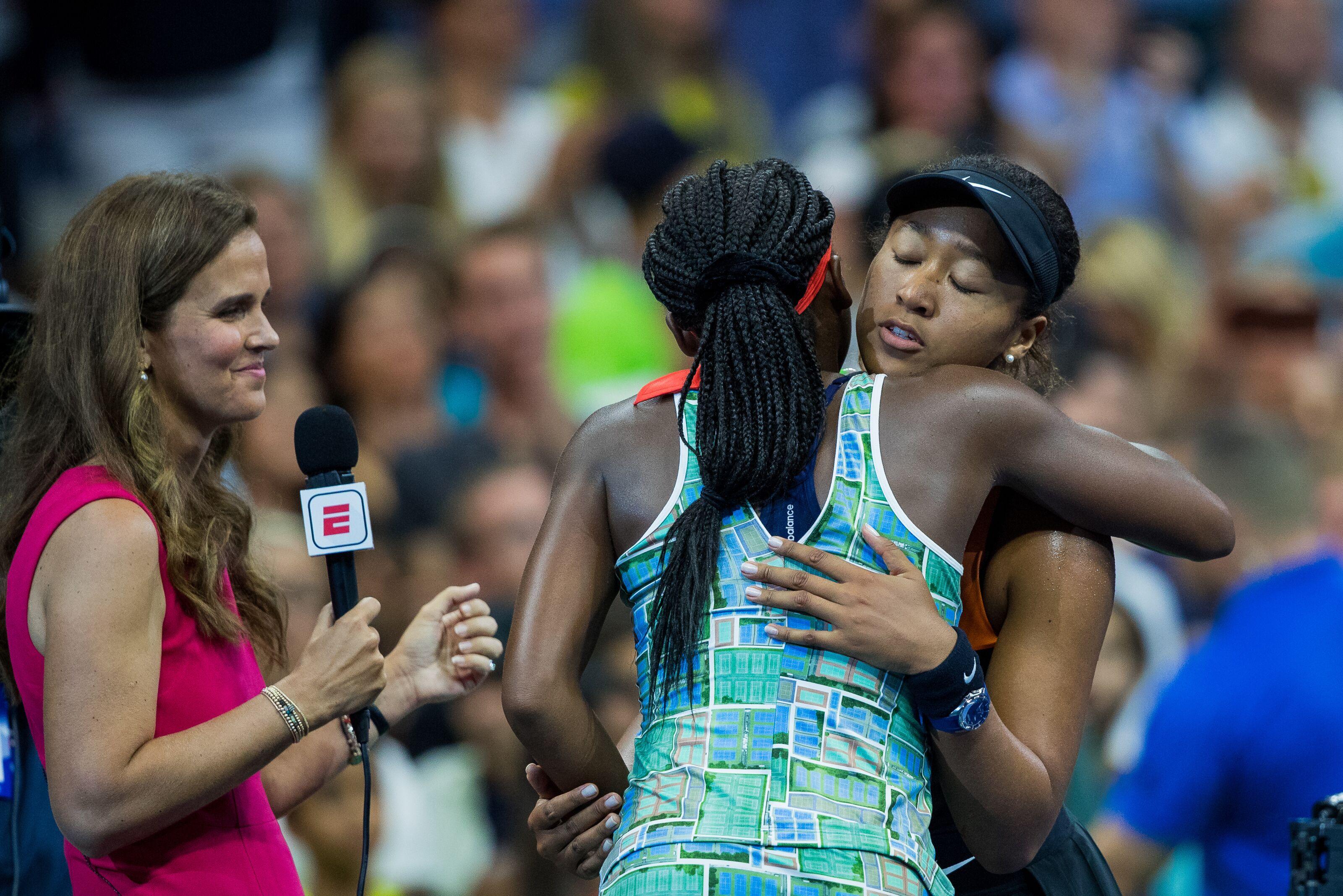 US Open Day 6 takeaways: Gauff and Osaka's heartfelt moment steals the spotlight