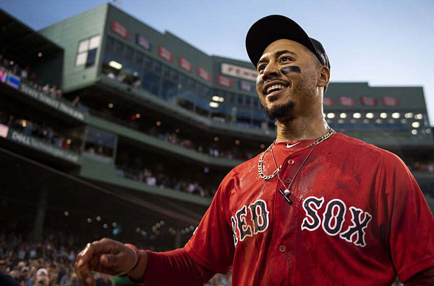 5 teams that should start planning a trade for Mookie Betts