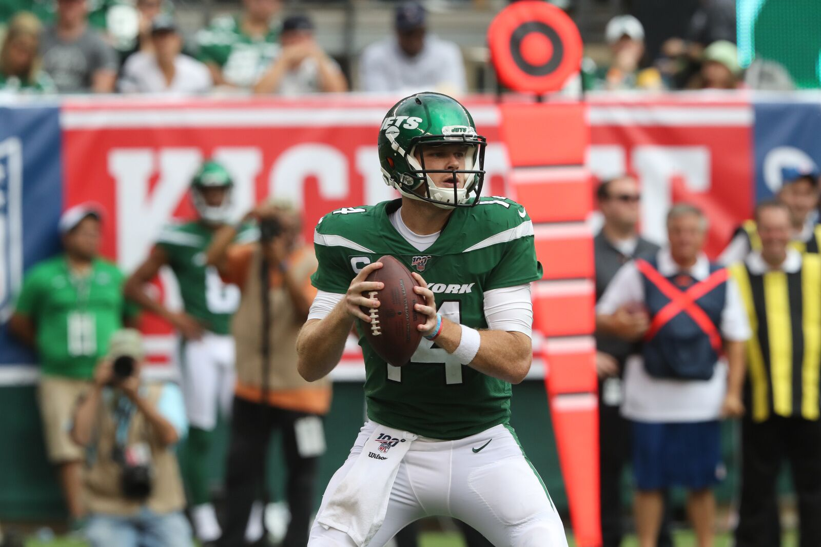 How Can Sam Darnold and Gang Green's Recent Misfortunes Impact Your Fantasy League?