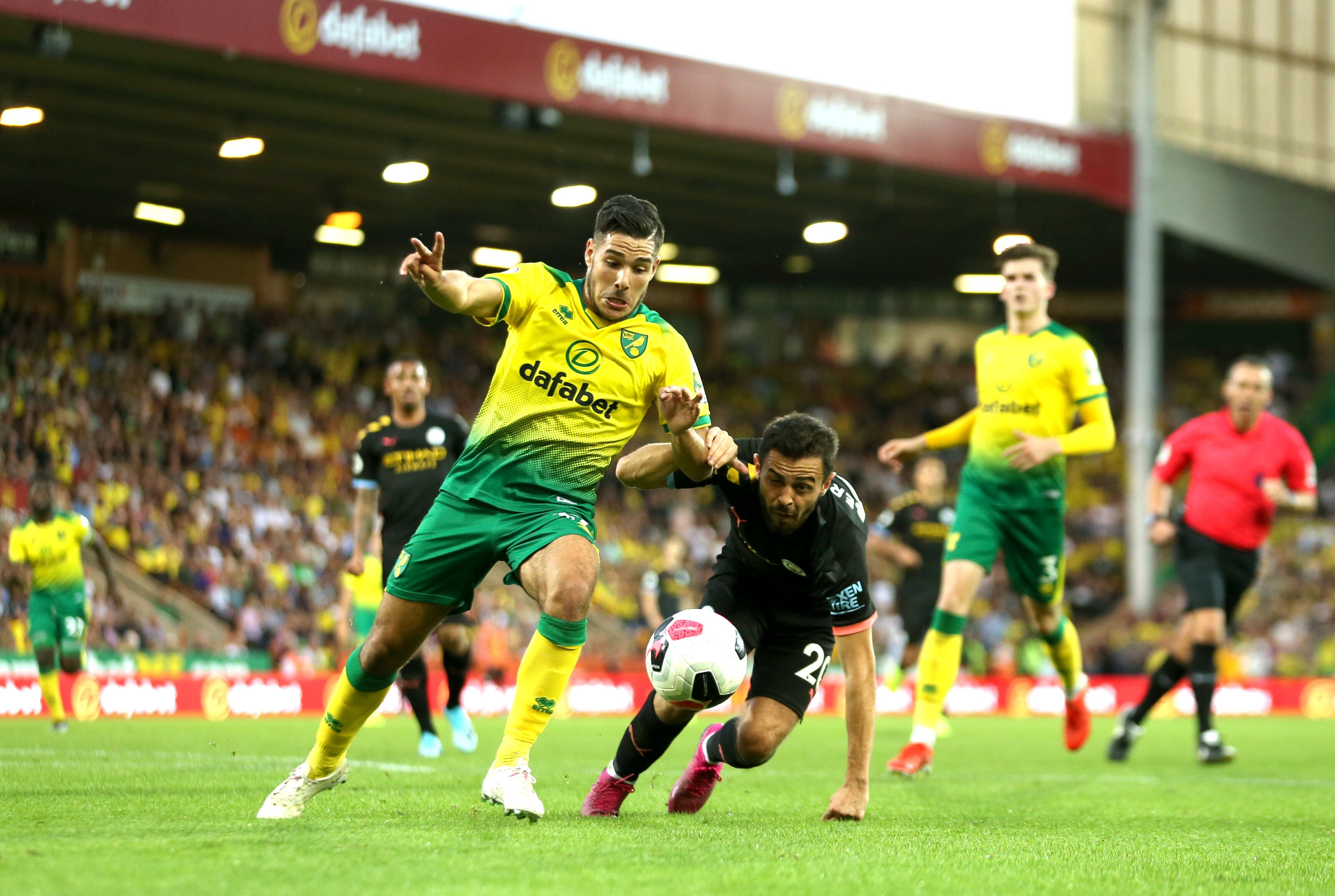 Norwich showed the blueprint for beating Manchester City