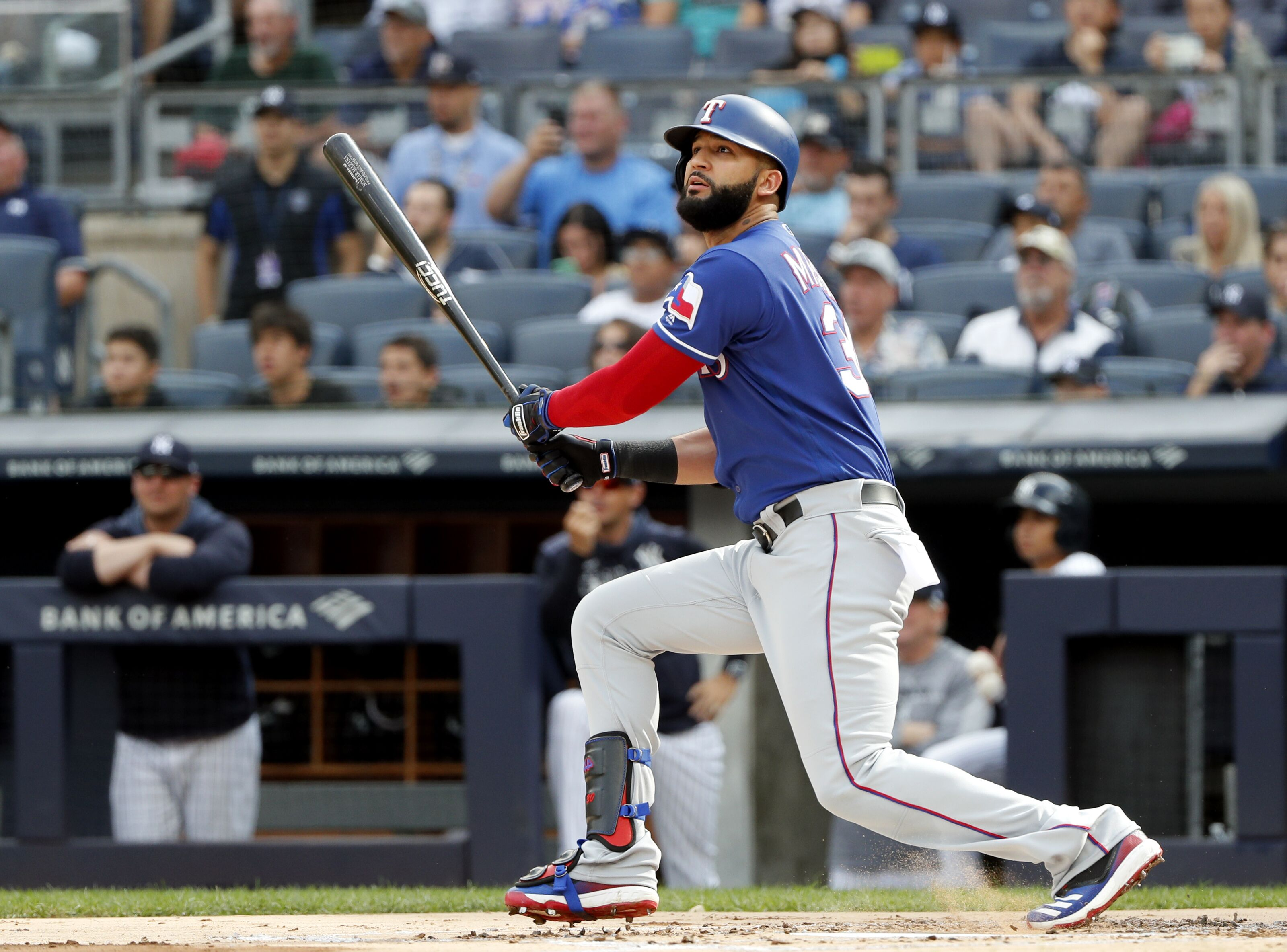 Why did the White Sox trade for Nomar Mazara?