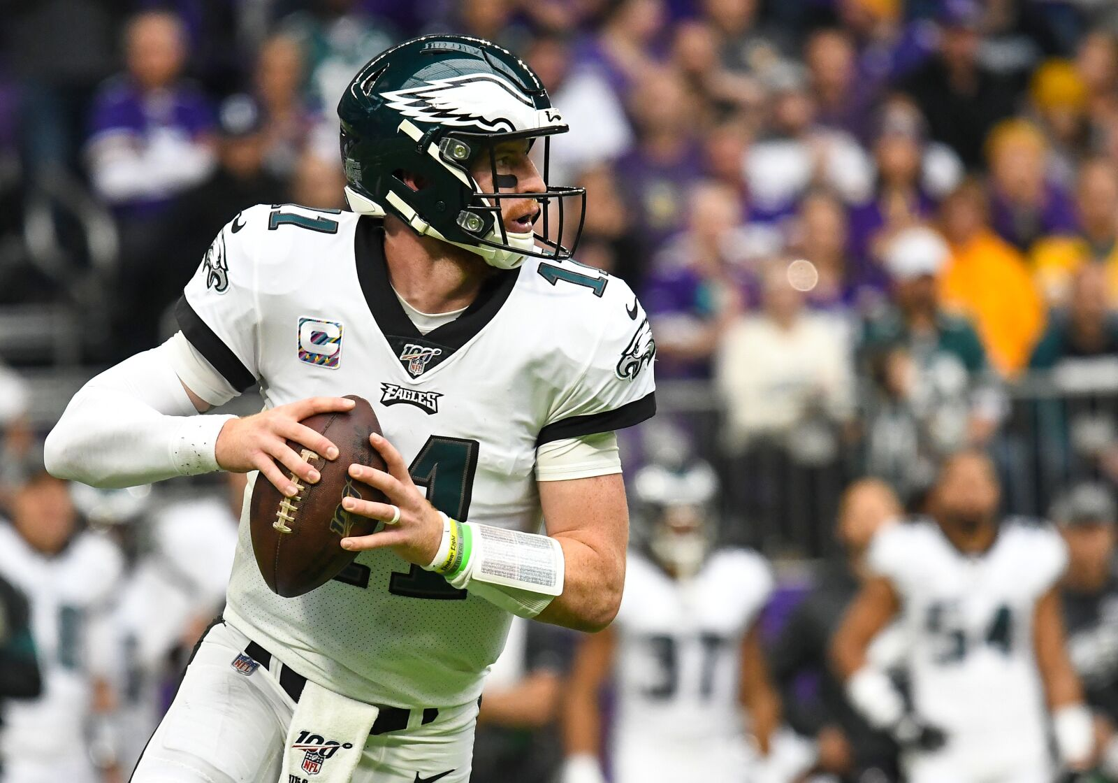 Is it time to worry about Eagles in the NFC playoff picture?