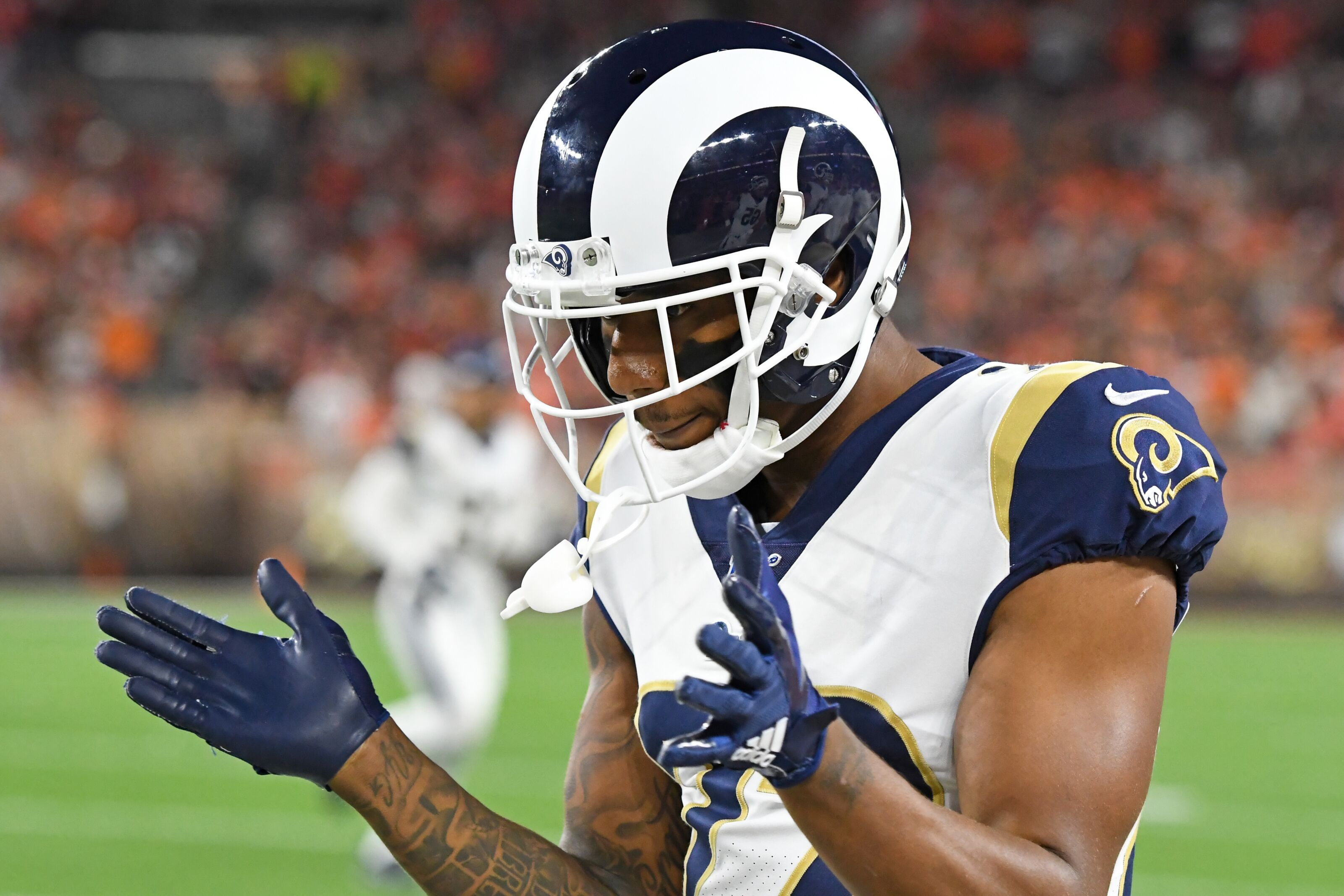 Ravens trade for Marcus Peters gives them great secondary