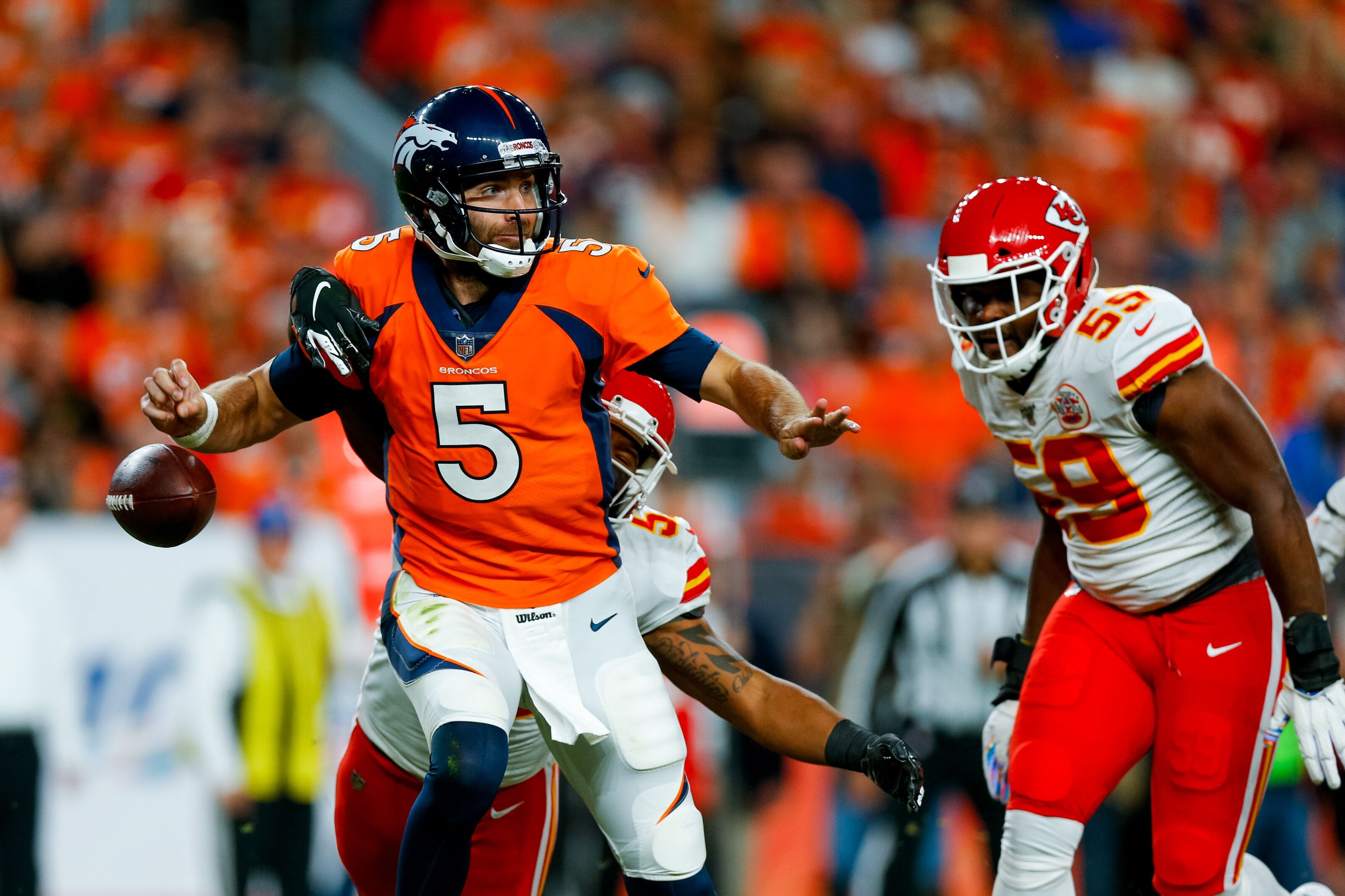 Denver Broncos need to accept reality and trade some stars