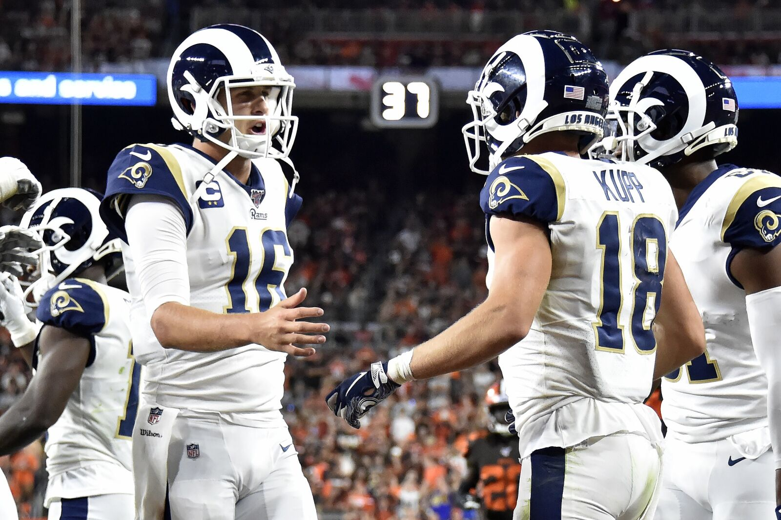 Fantasy football rankings: Week seven position by position rankings