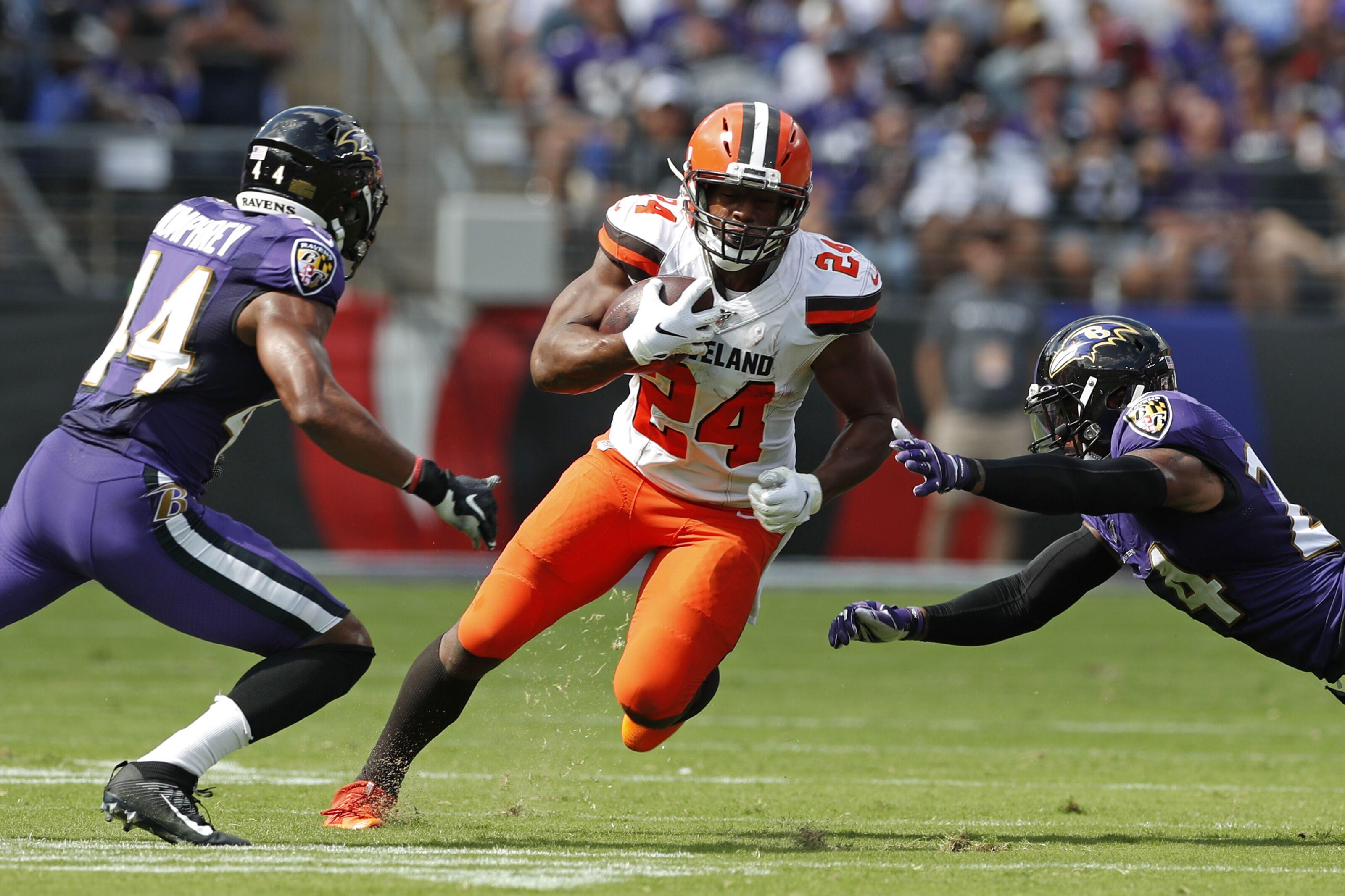 2019 NFL power rankings, Week 5: Browns impress, Falcons regress