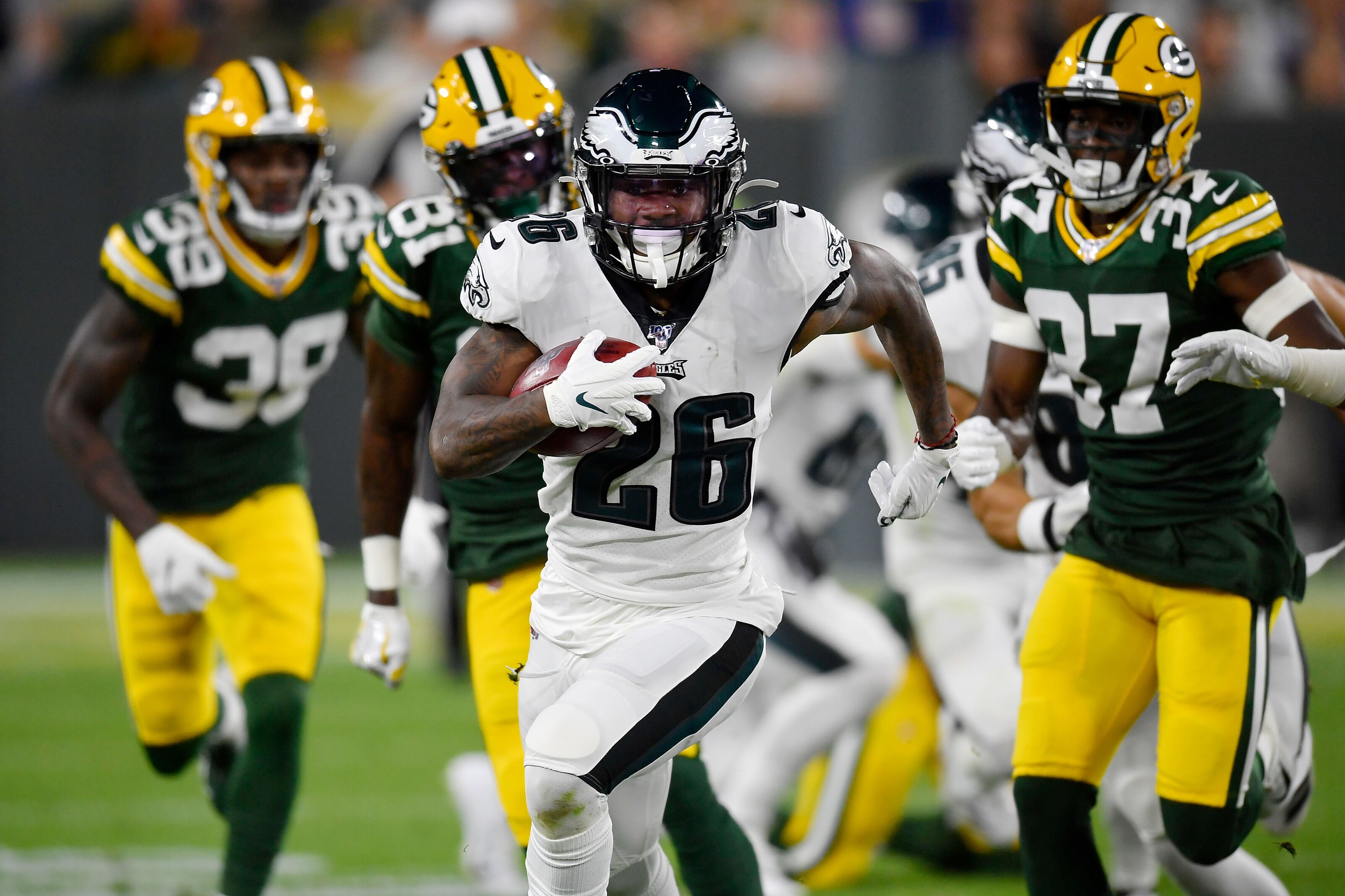 Fantasy Football 2019 Week 5: Miles Sanders needs to go, and Will Fuller's big day