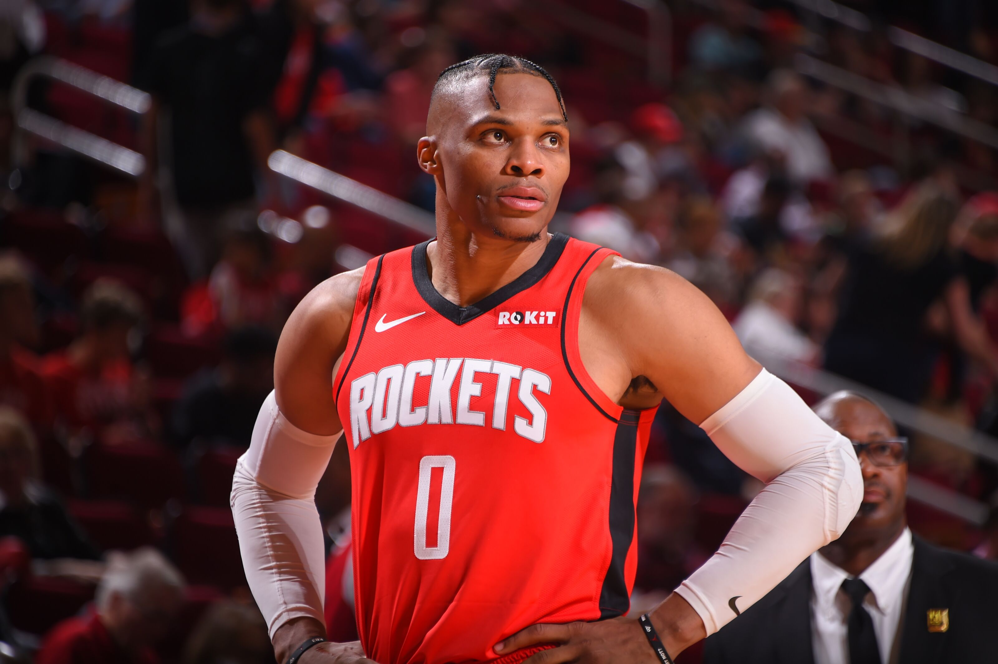 Russell Westbrook makes the wrong kind of history