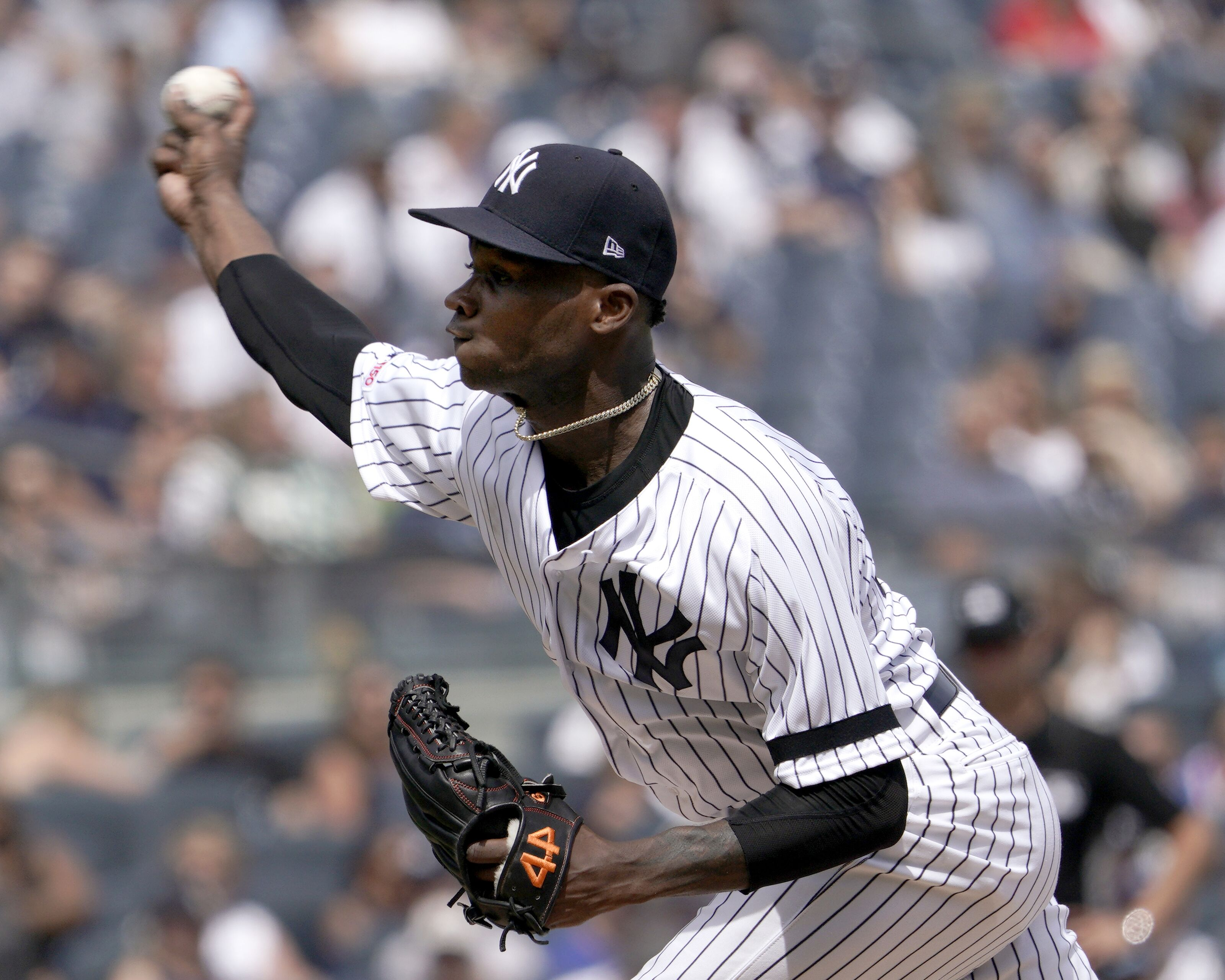 Yankees are still in the dark about Domingo German