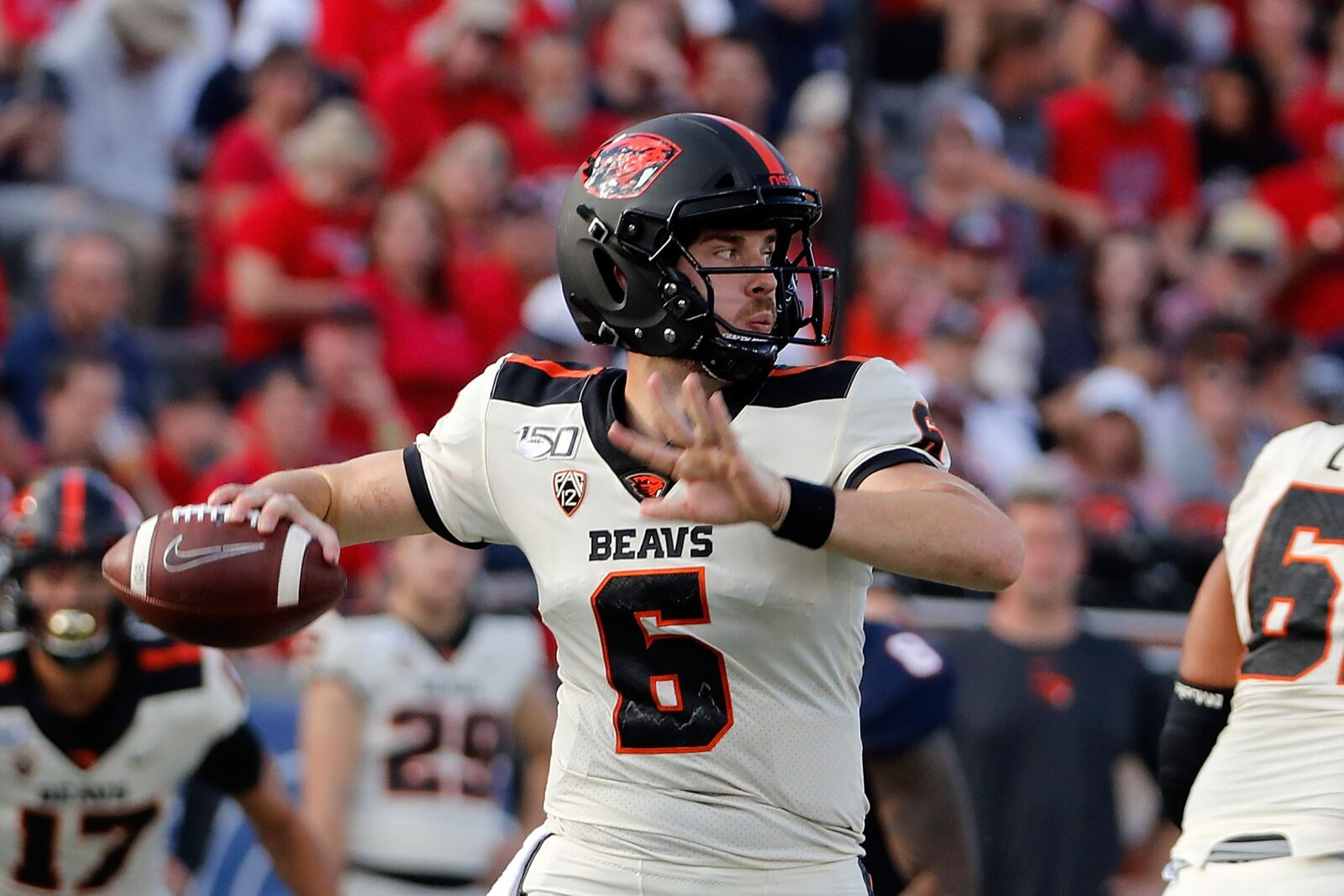 No disrespect to Minnesota or Baylor, Oregon State is college football's biggest success story