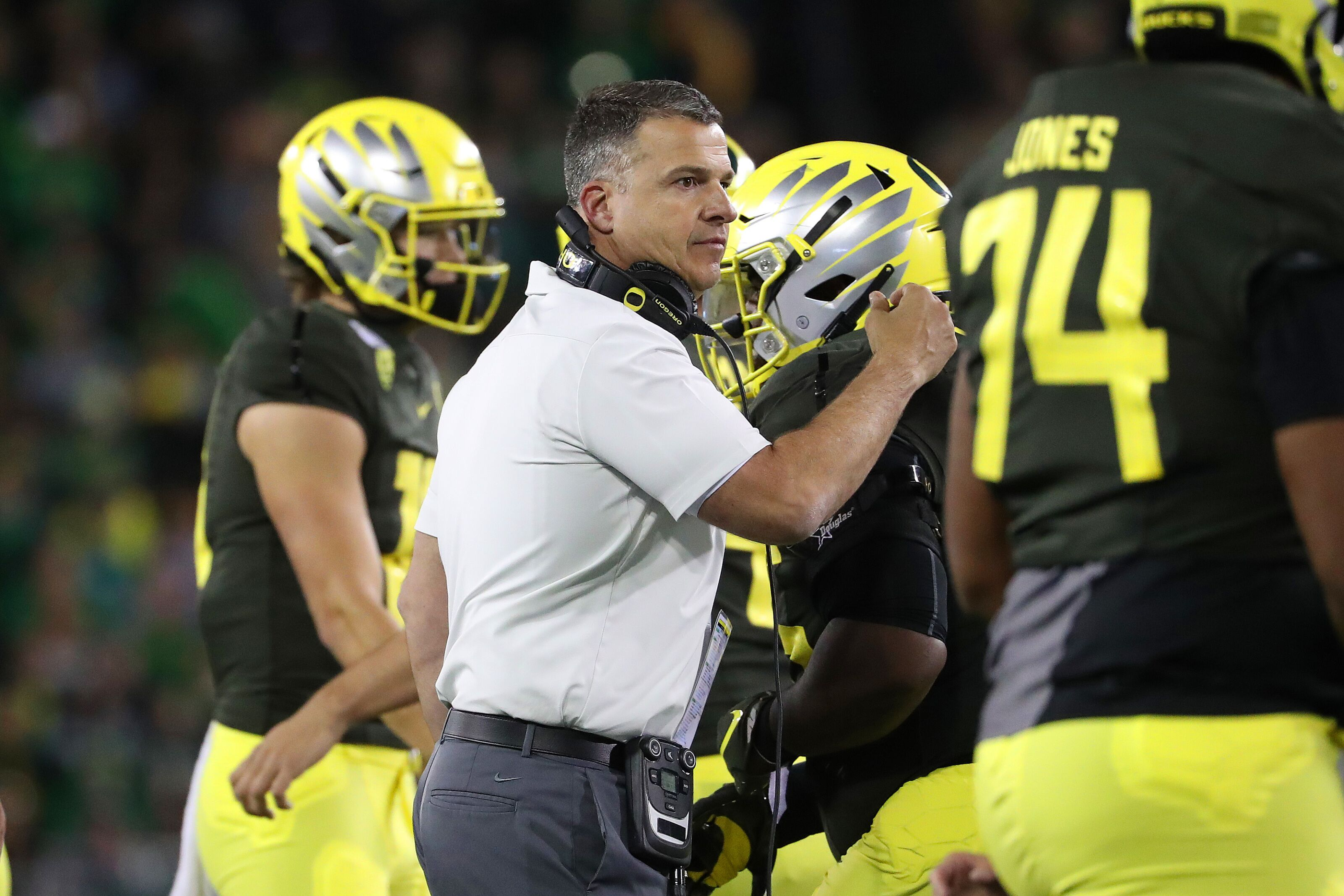 Pac-12 power rankings: Oregon, Utah on collision course for Championship Game?