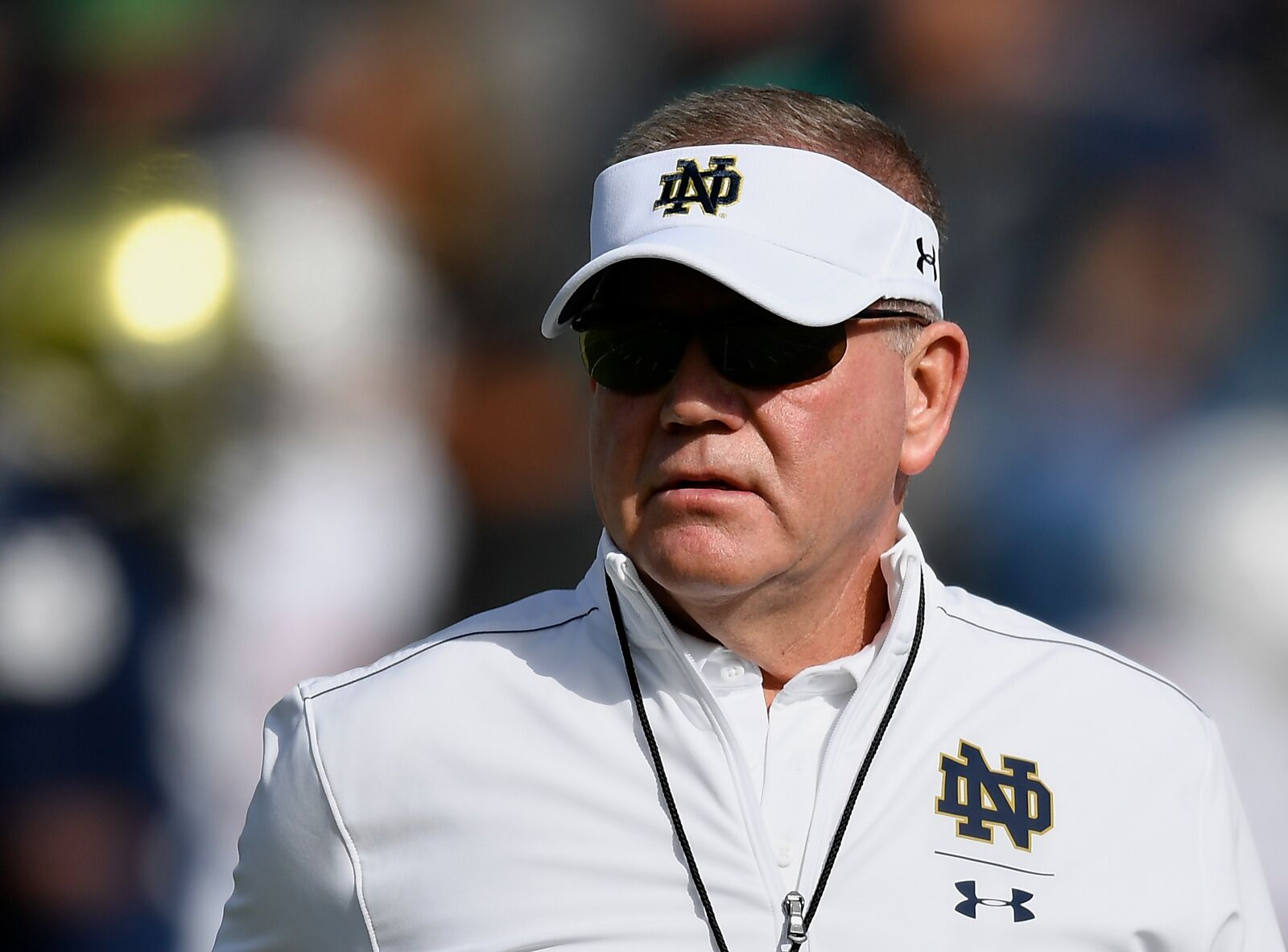 If Navy beats Notre Dame, will Brian Kelly be fired?