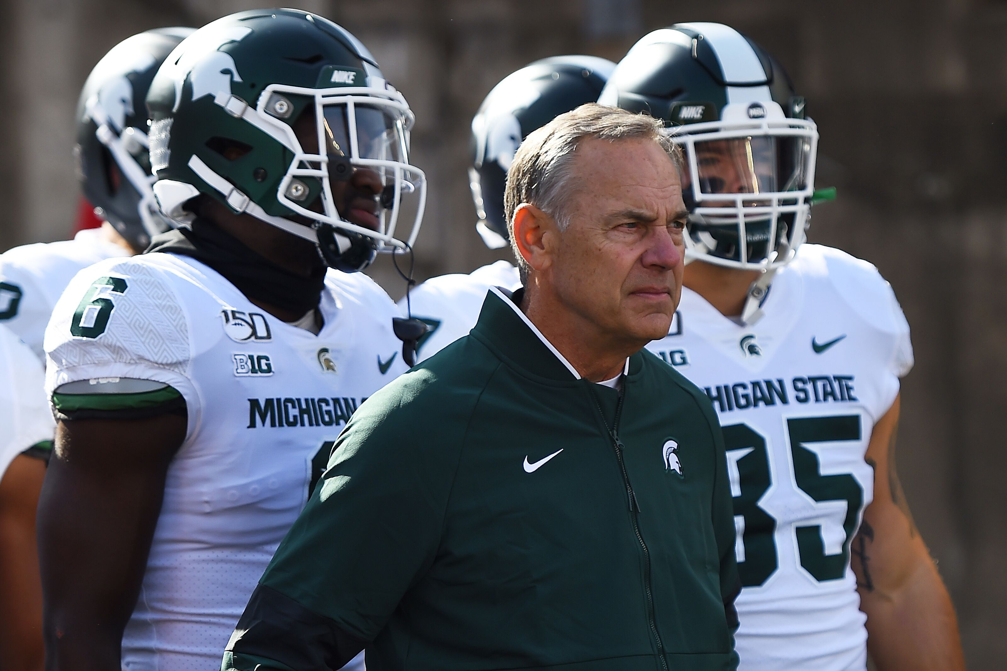 Mark Dantonio doesn't have it anymore, Michigan State needs to move on