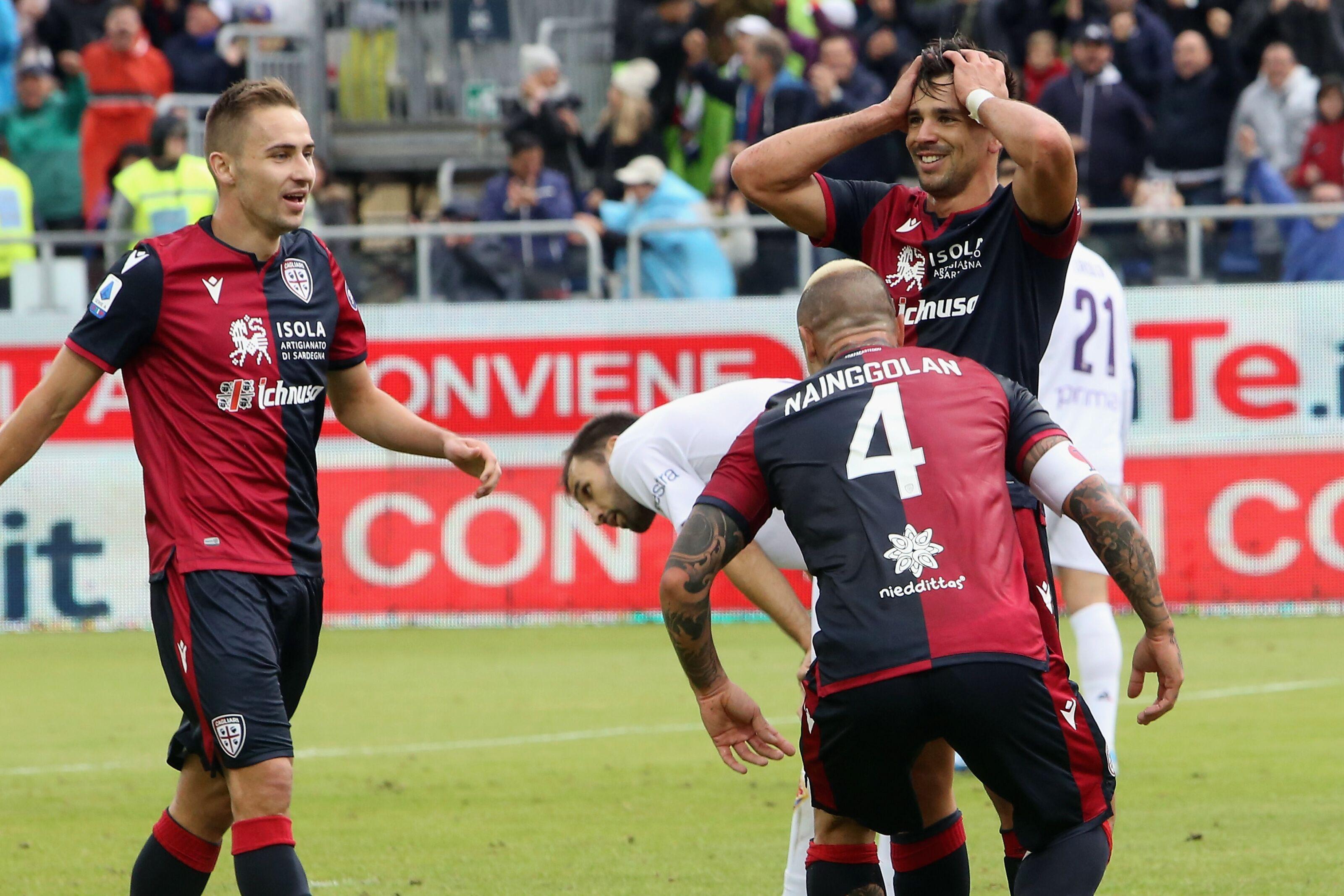 Cagliari's rise gives Serie A a new Cinderella team this season