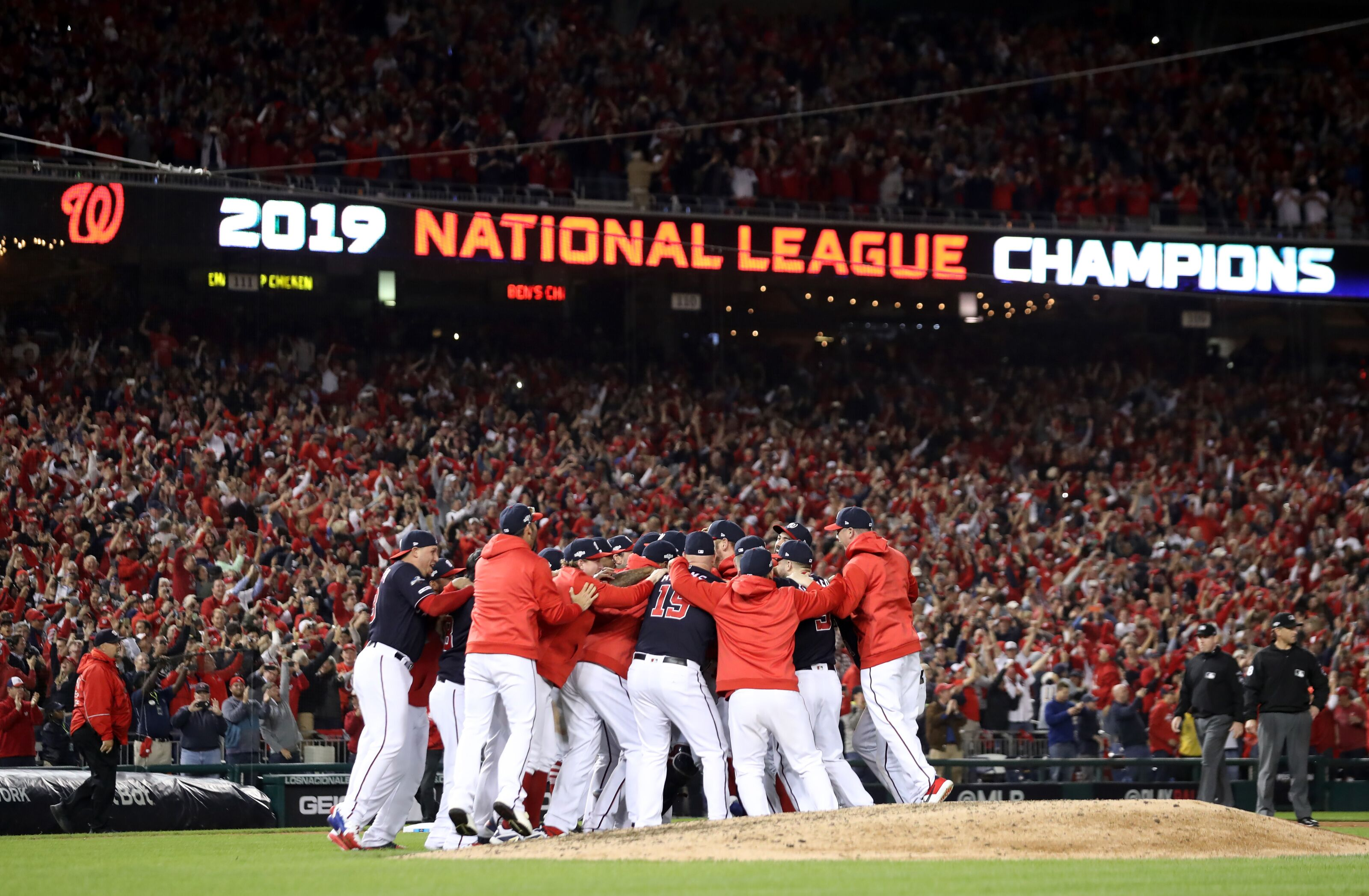 Holy crap, the Nationals are actually going to do this (maybe)