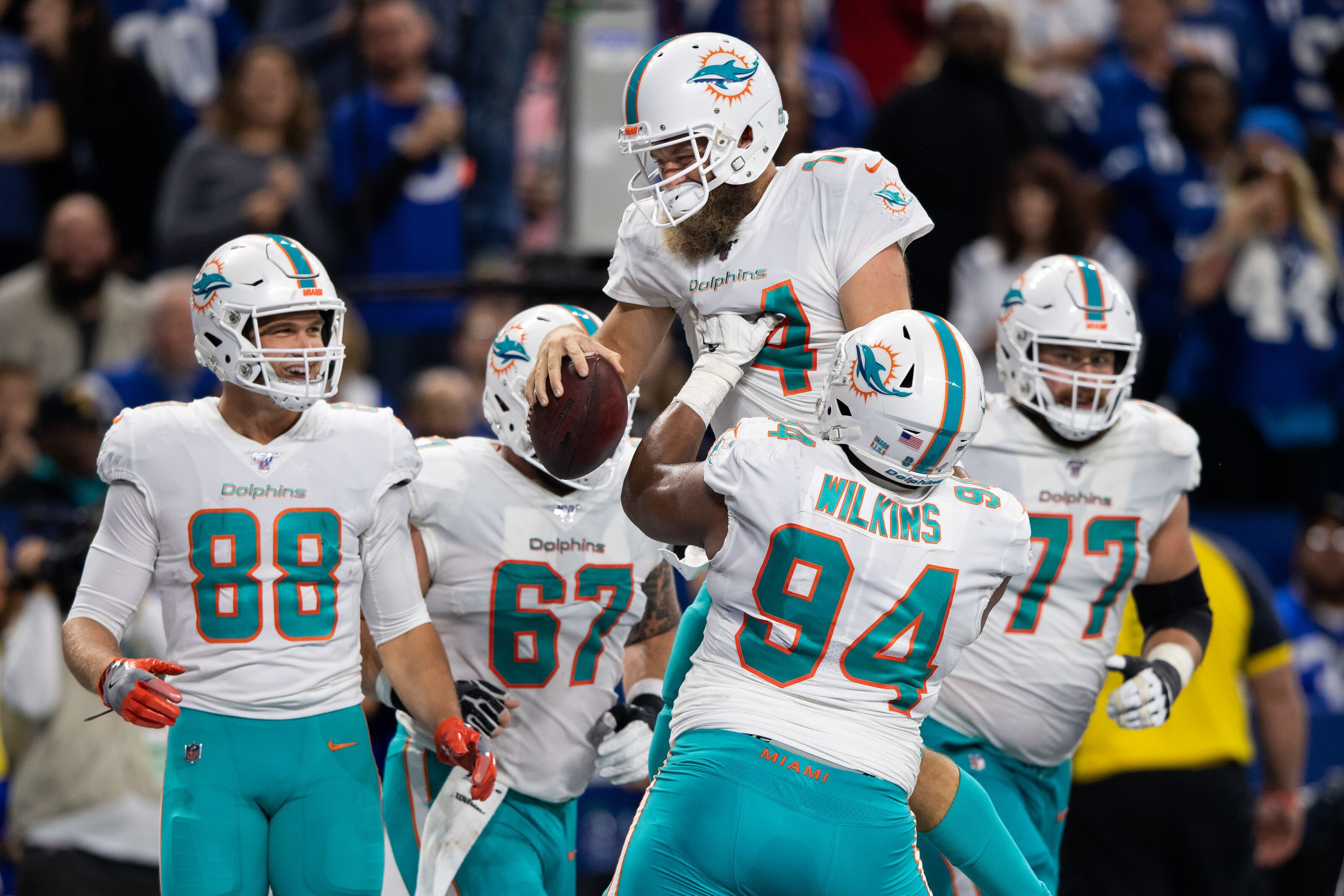 Miami Dolphins can't be called tankers anymore