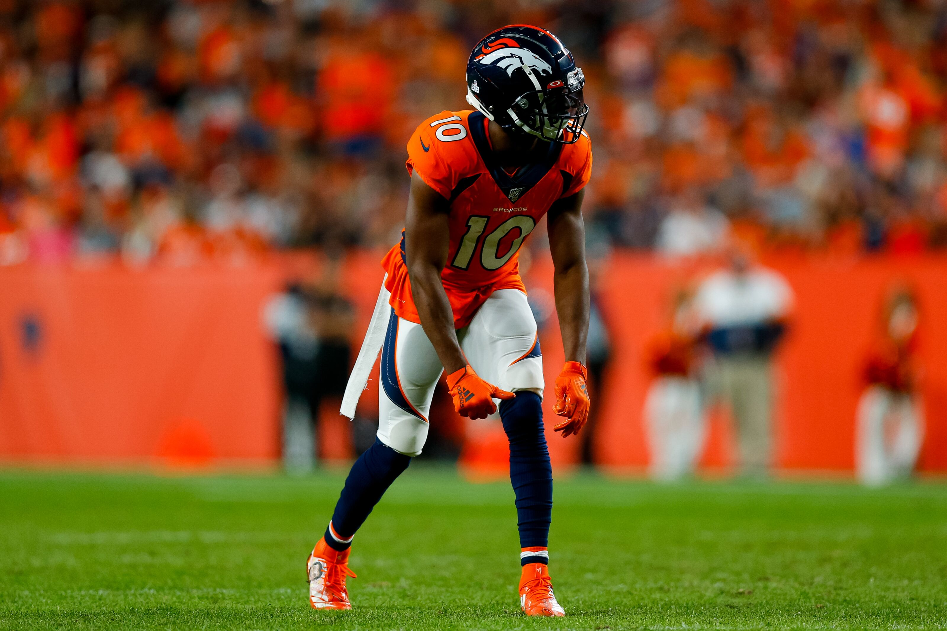 49ers one-upped the Patriots by trading for Emmanuel Sanders
