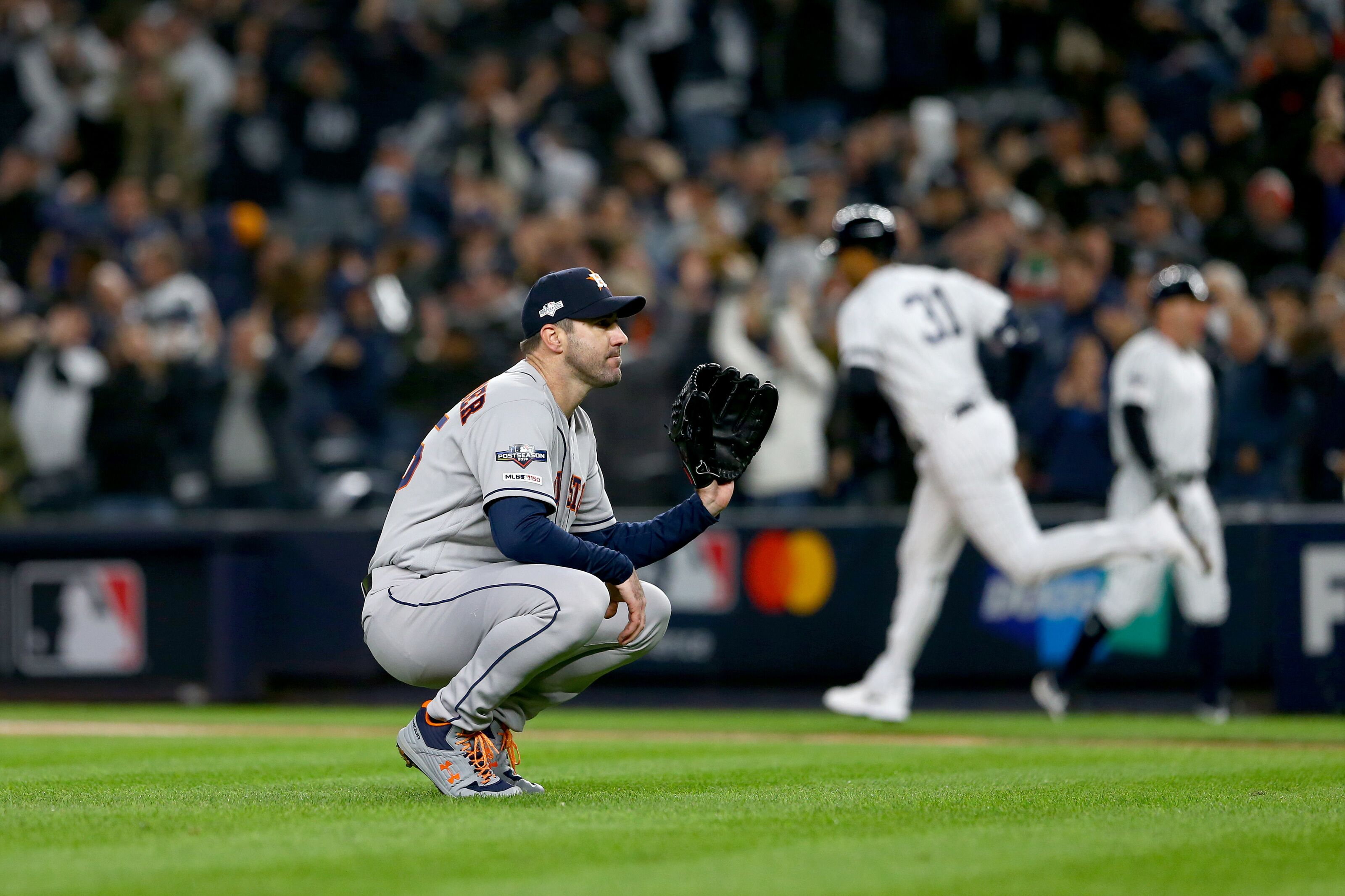 What went wrong for the Houston Astros in Game 5?