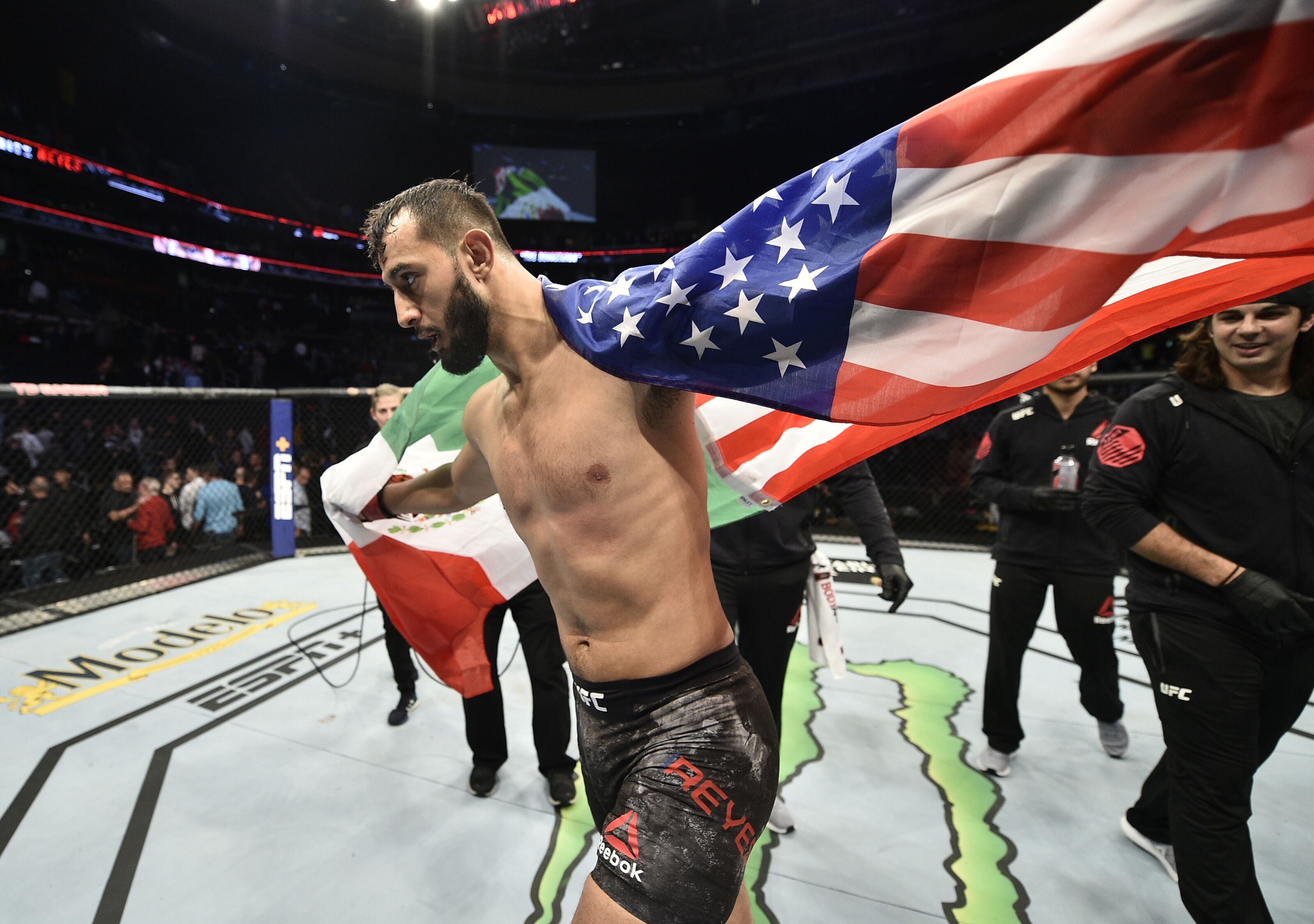 The day after: Winners (and losers) of UFC Boston react