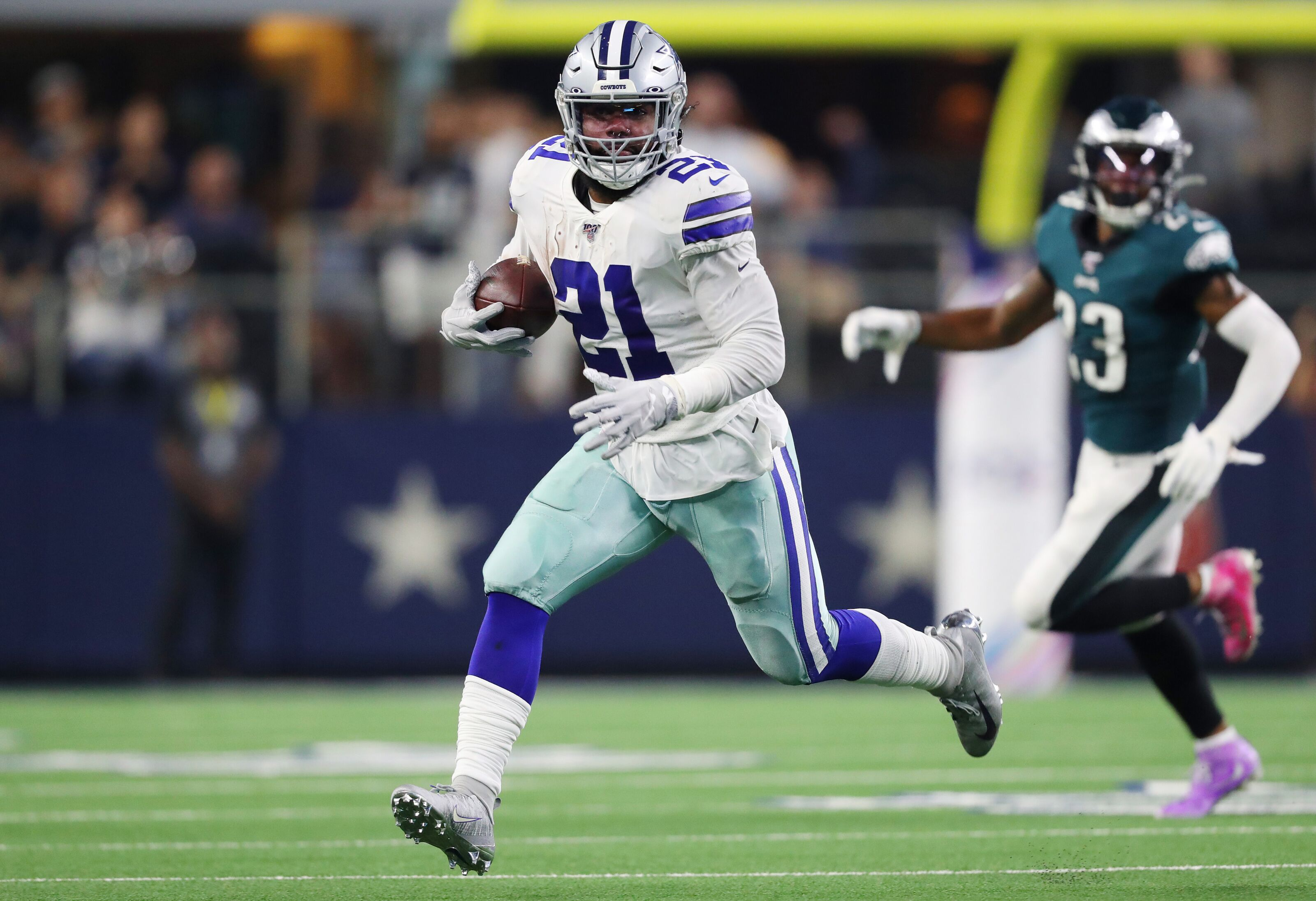 Cowboys control NFC East after win over Eagles