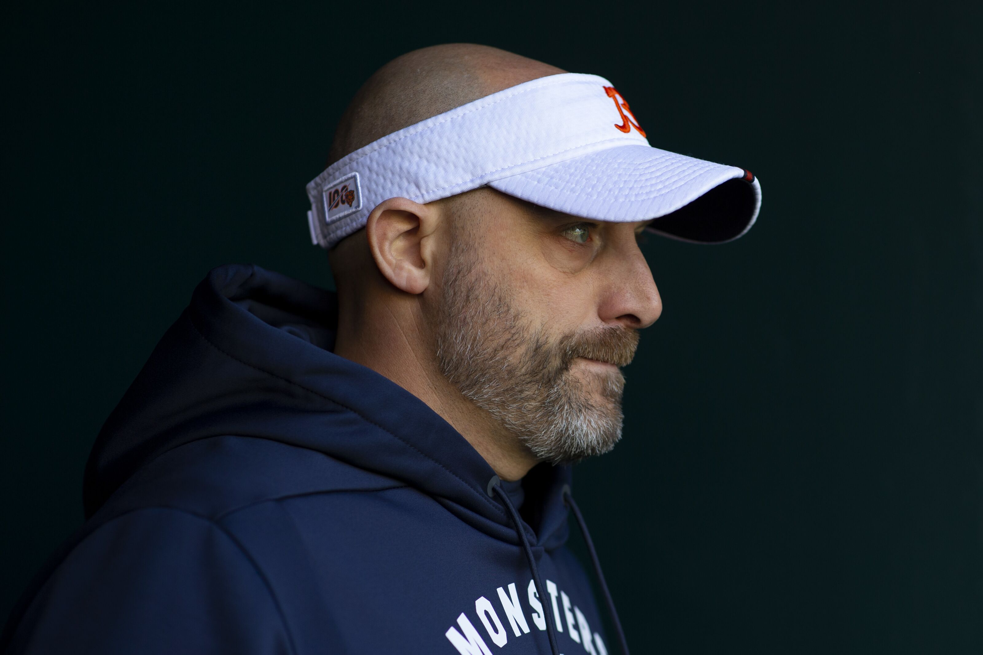 What the hell happened to Matt Nagy and Sean McVay?