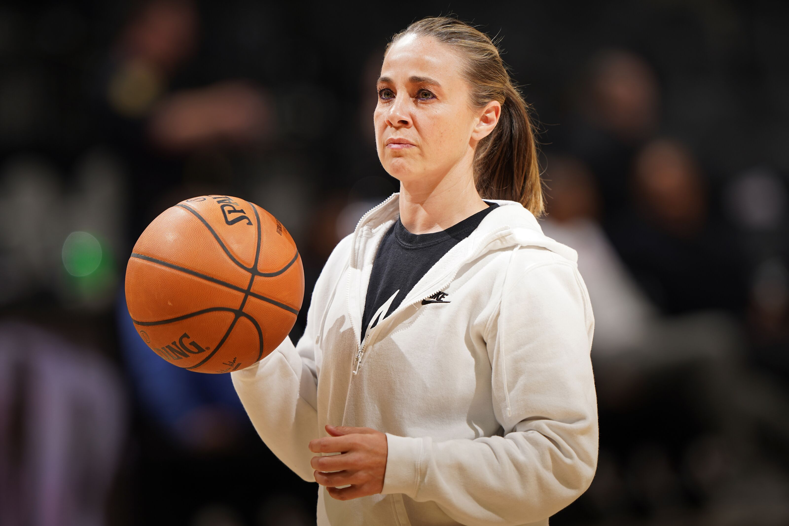 Becky Hammon is interested in New York Knicks job after Fizdale firing