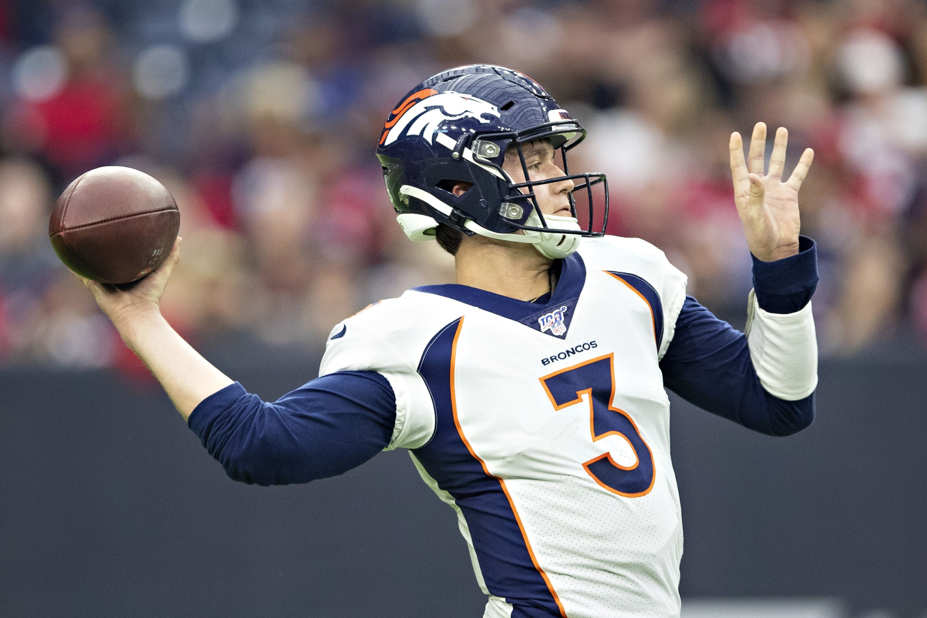Drew Lock is rapidly accelerating the Broncos turnaround time