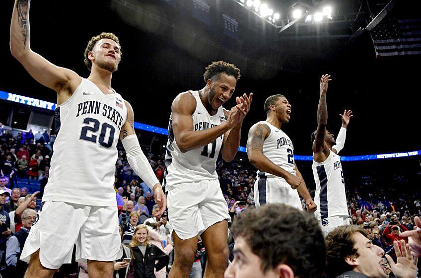 College Basketball Rankings West Virginia Surges Kentucky