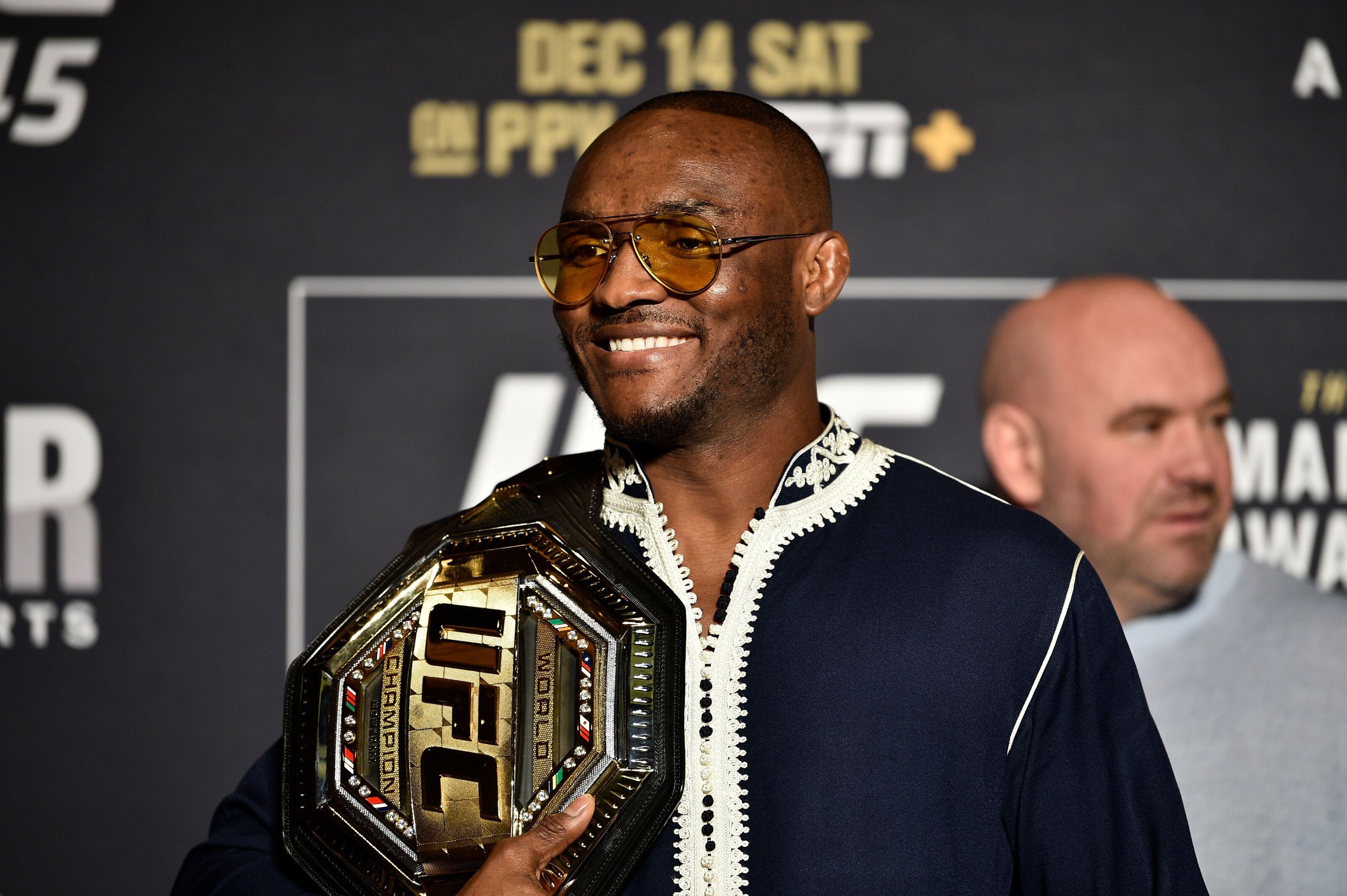 UFC 245 salaries: Kamaru Usman, Colby Covington both biggest earners at $500K