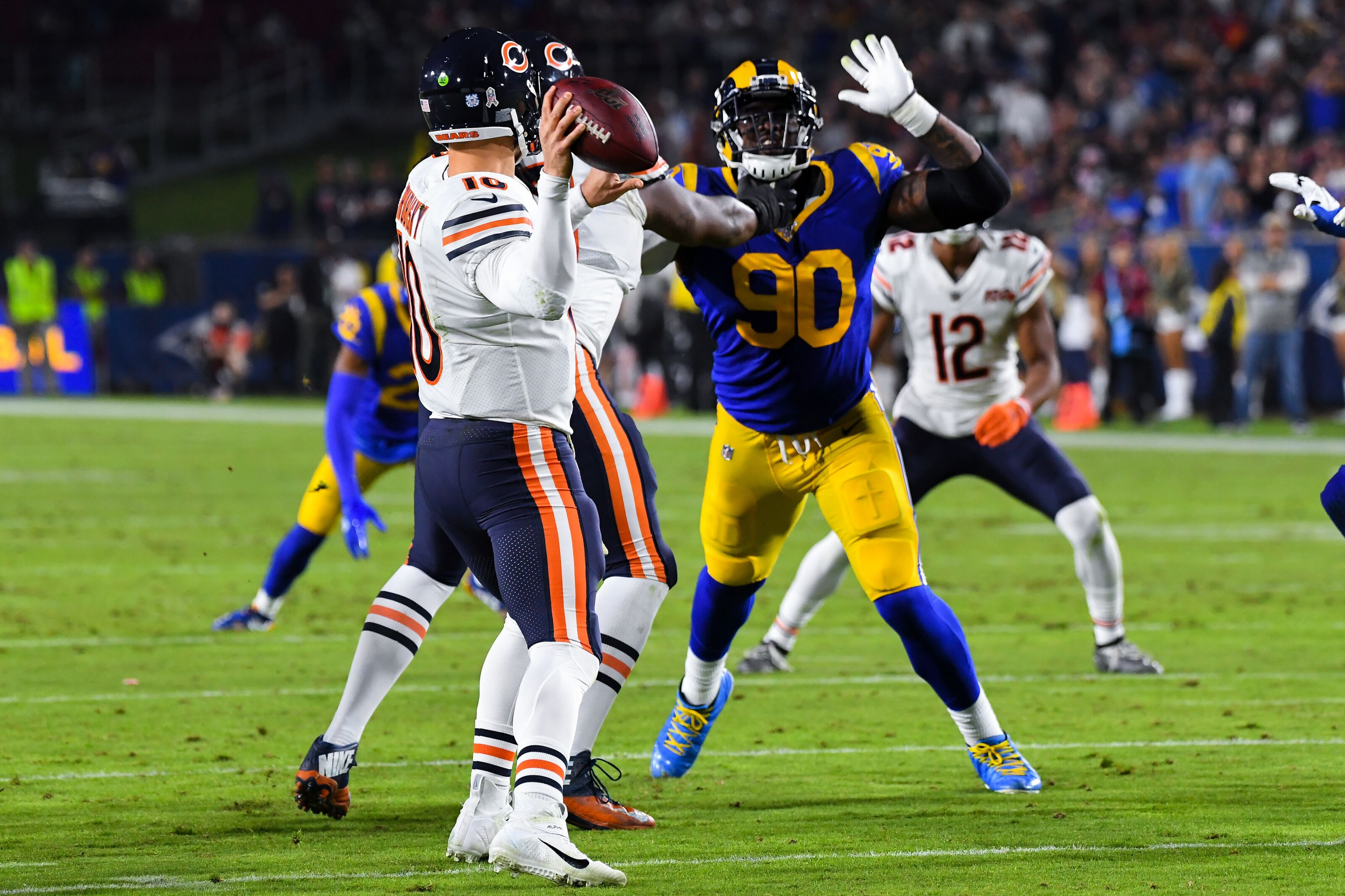 Bears at Rams was biggest Hollywood flop since Gemini Man