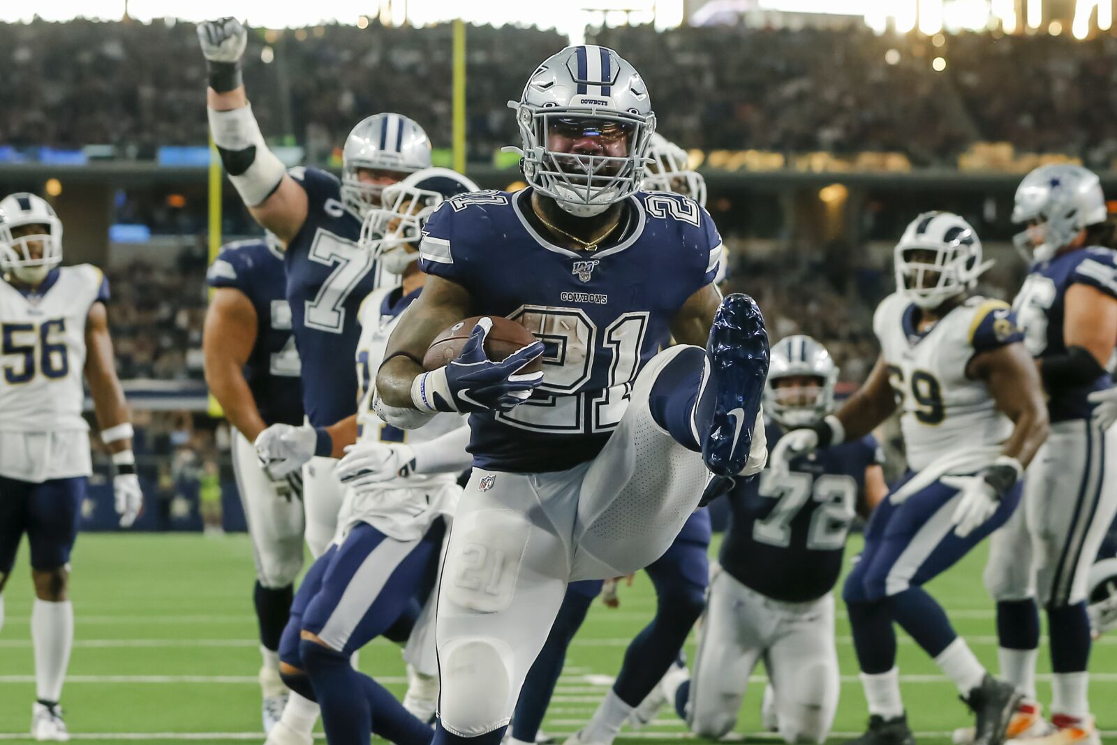 Are the Cowboys finally figuring things out?