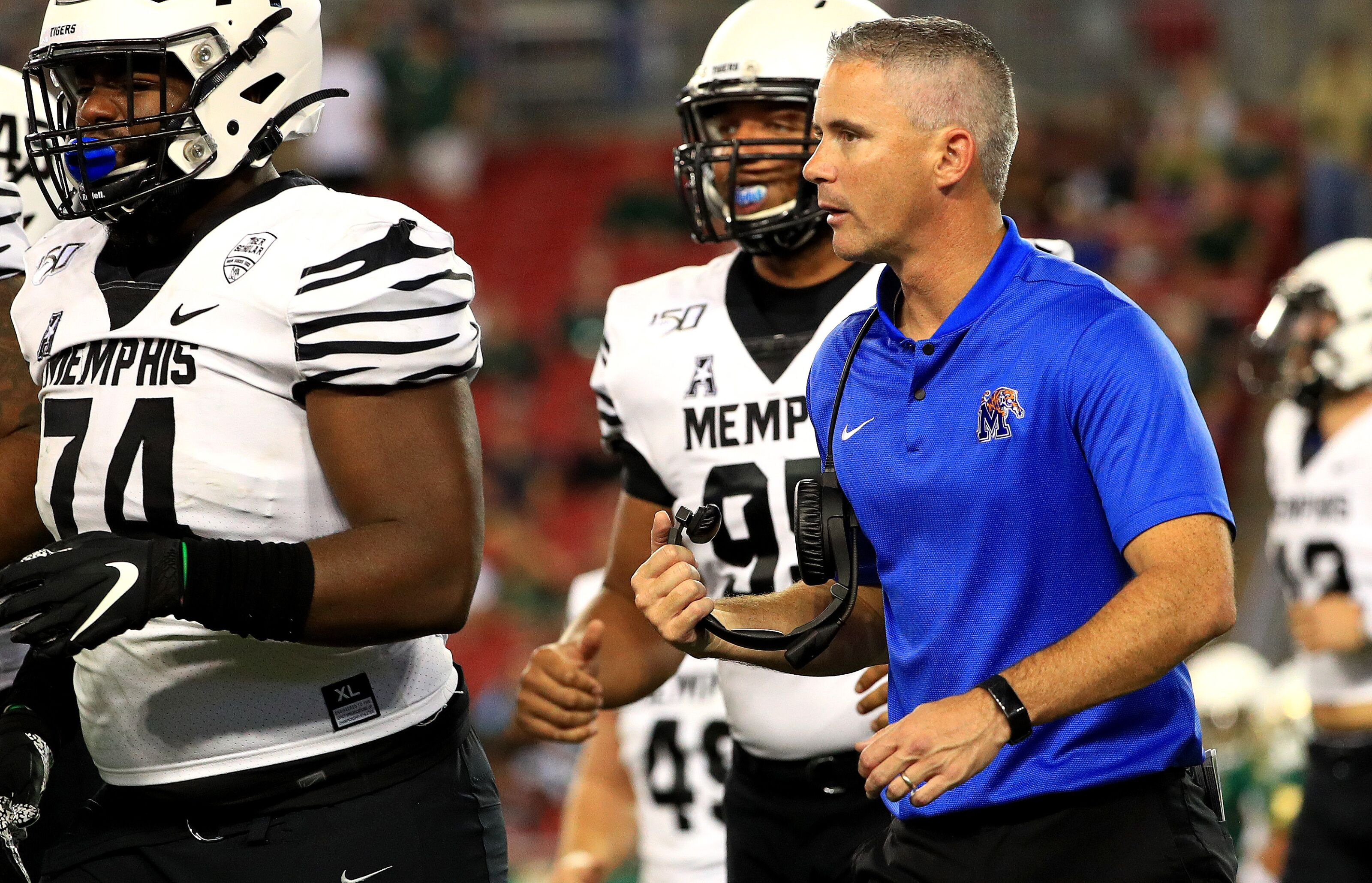 Memphis wins American to clinch Cotton Bowl, but loses Mike Norvell to Florida State