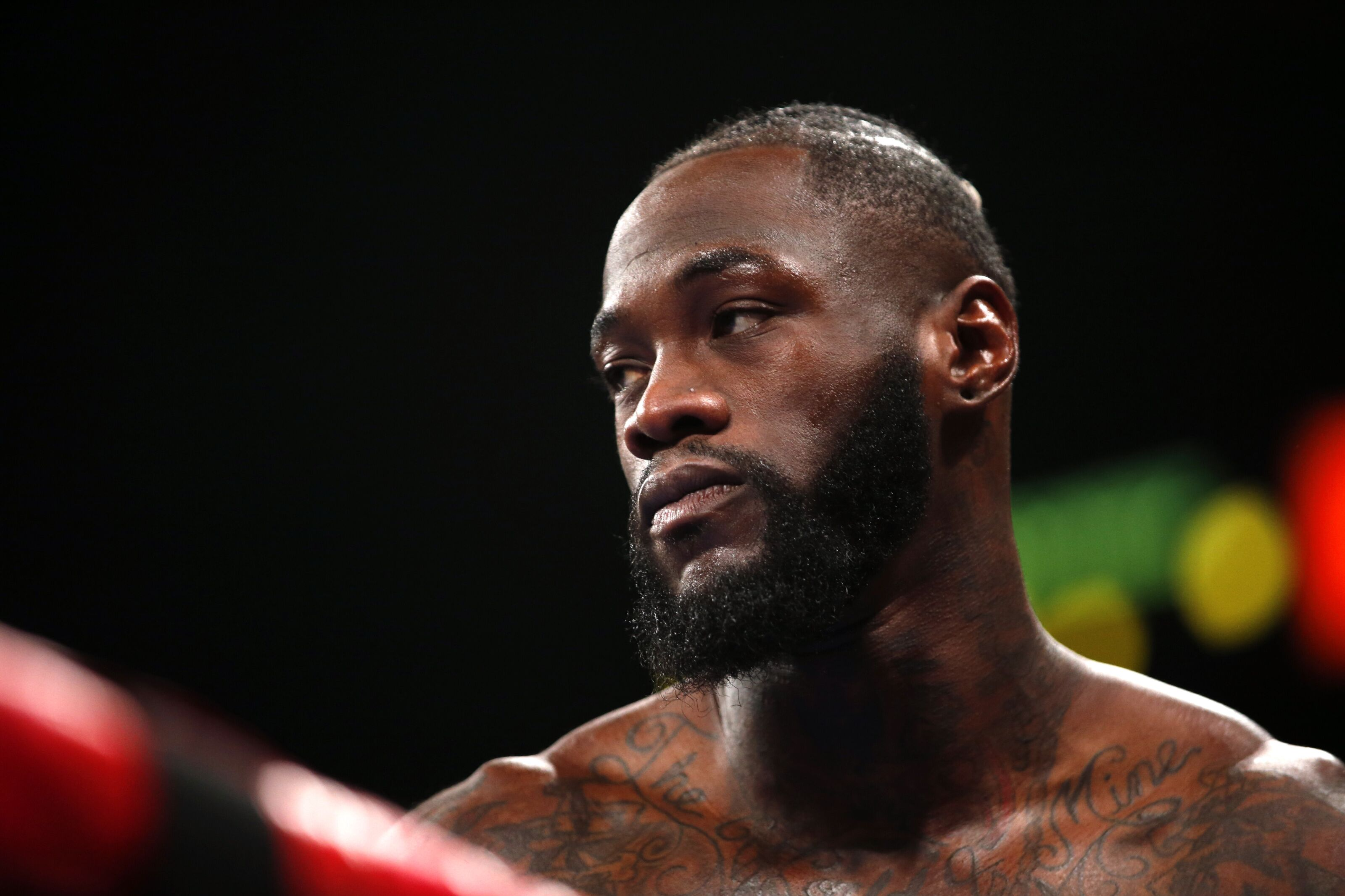 Deontay Wilder: Overcoming darkness before the fame
