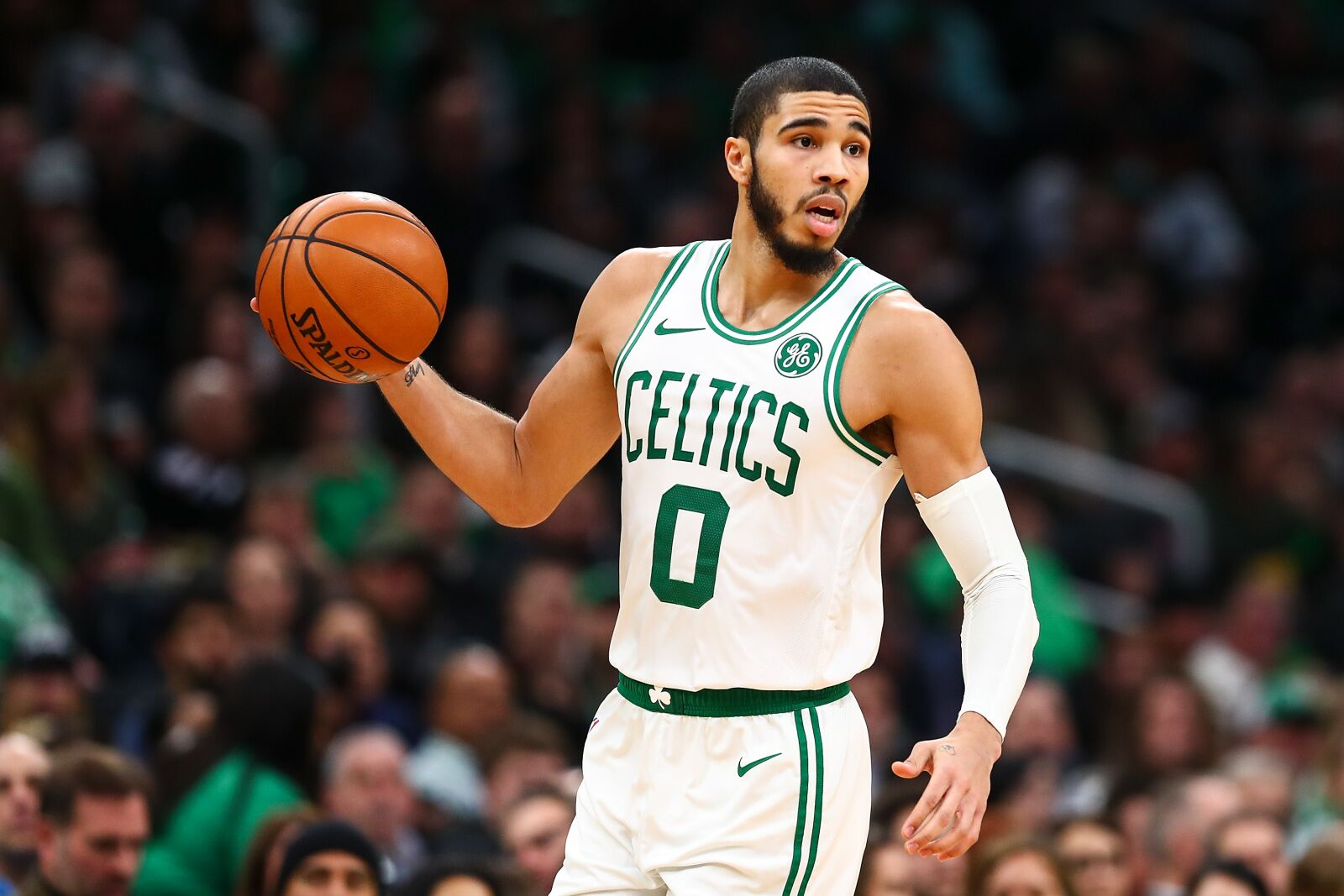 Making the case for Jayson Tatum's All-Star and All-NBA candidacy