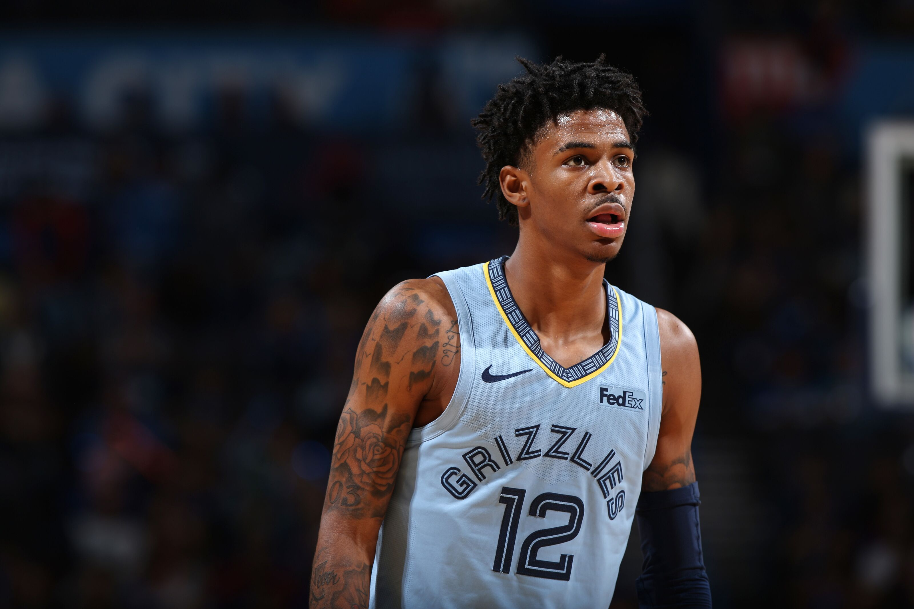 Ja Morant and the Grizzlies aren't going to go away