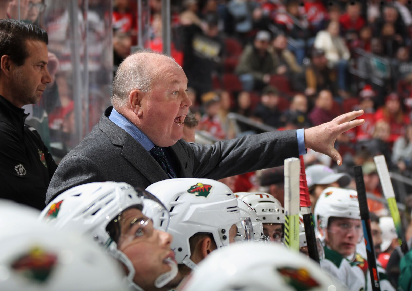 The timing of Bruce Boudreau's firing makes no sense for the Wild