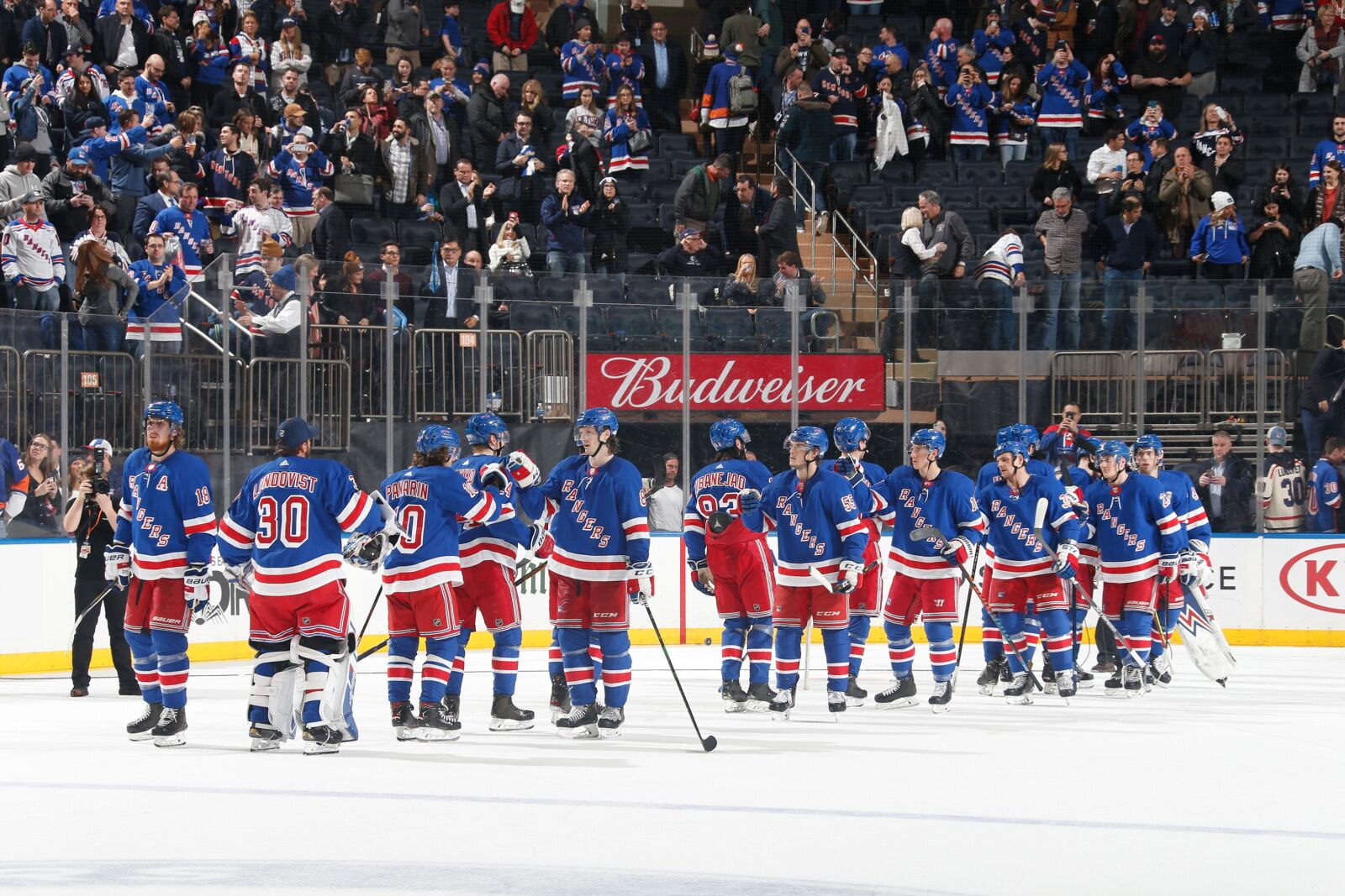 Can the New York Rangers still make the Stanley Cup Playoffs?