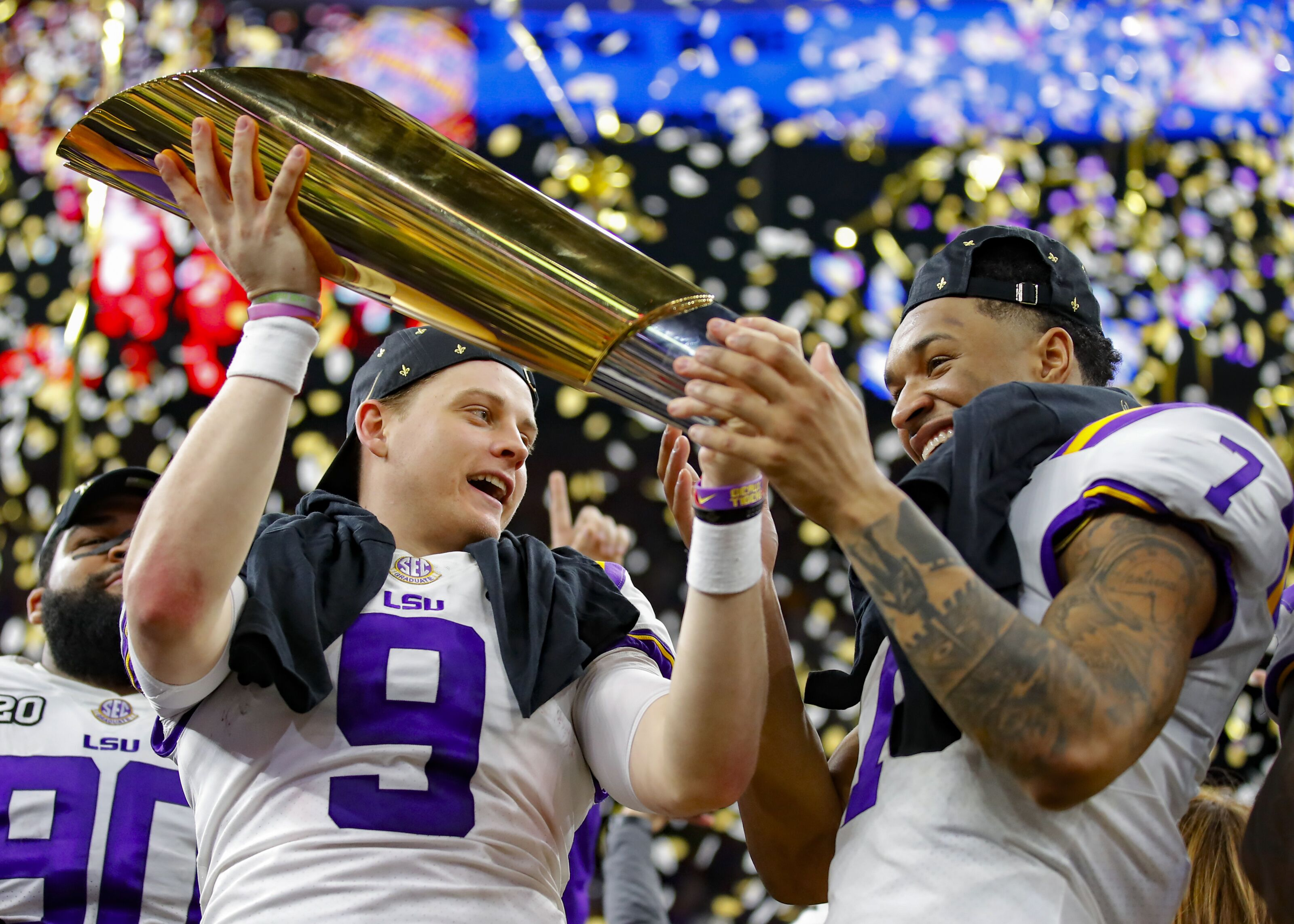 Making the case for 2019 LSU as the best college football team ever