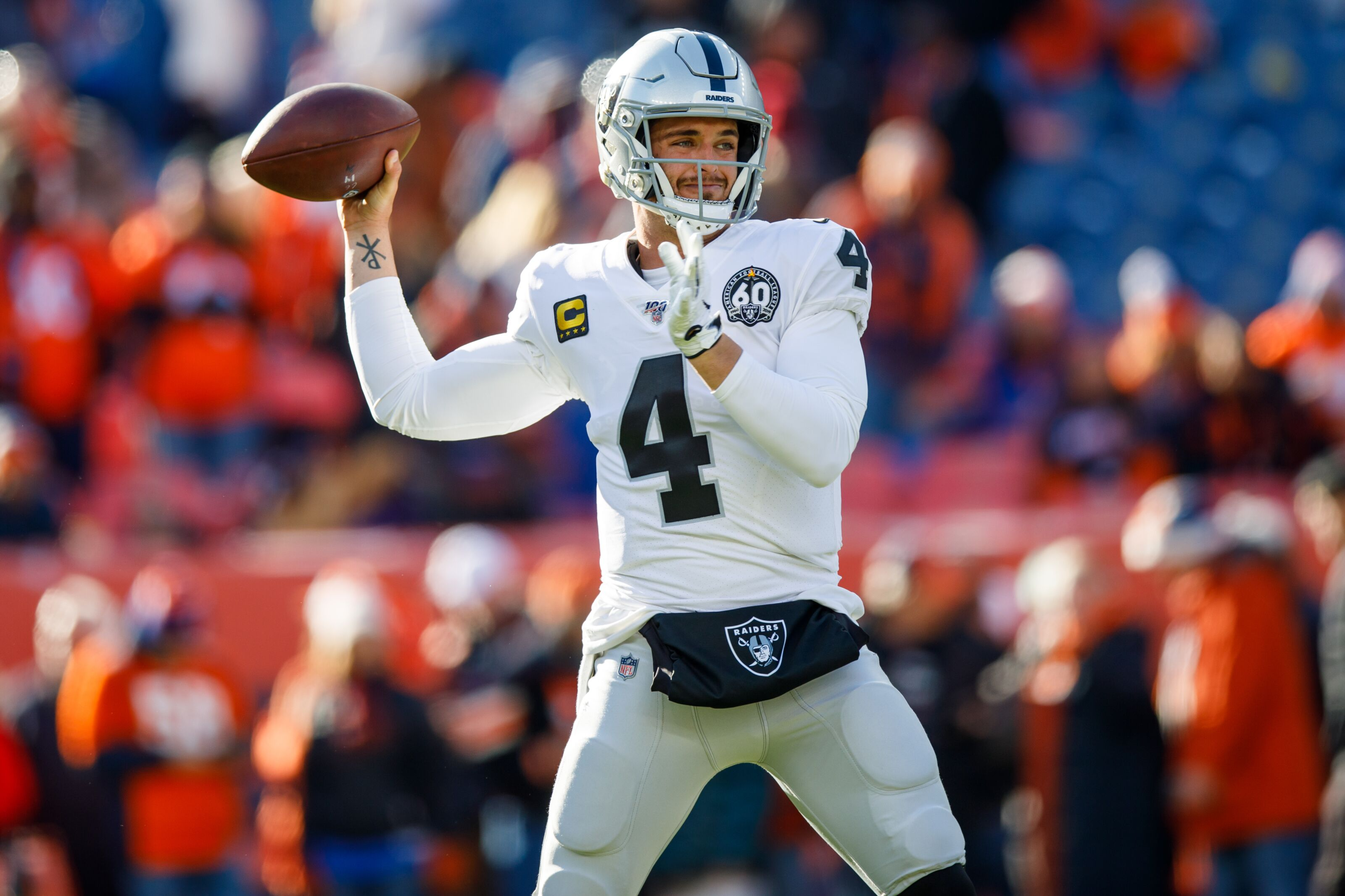 It's time for the Raiders to move on from Derek Carr