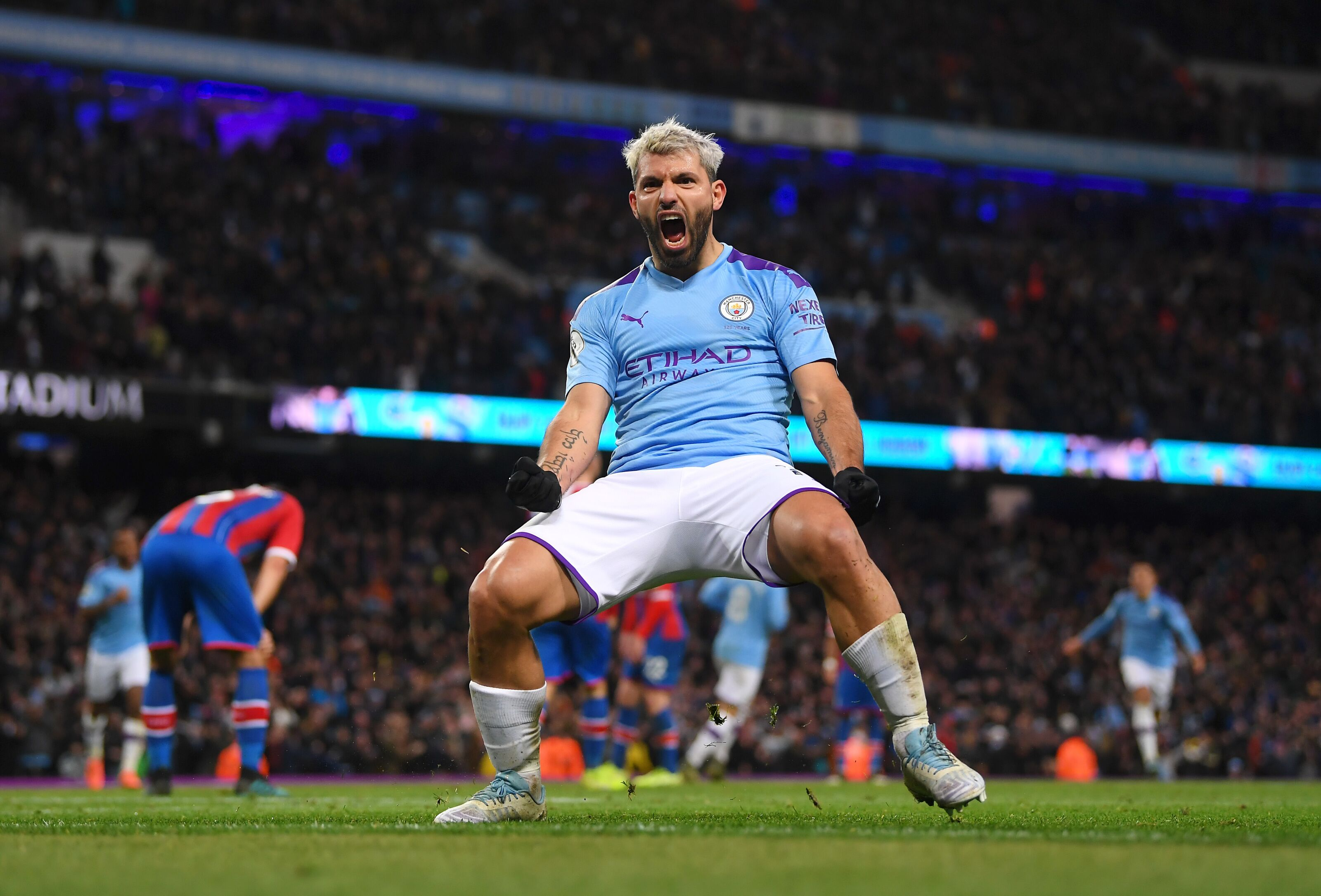 Premier League Team of the Week: Aguero and Jimenez lead the way