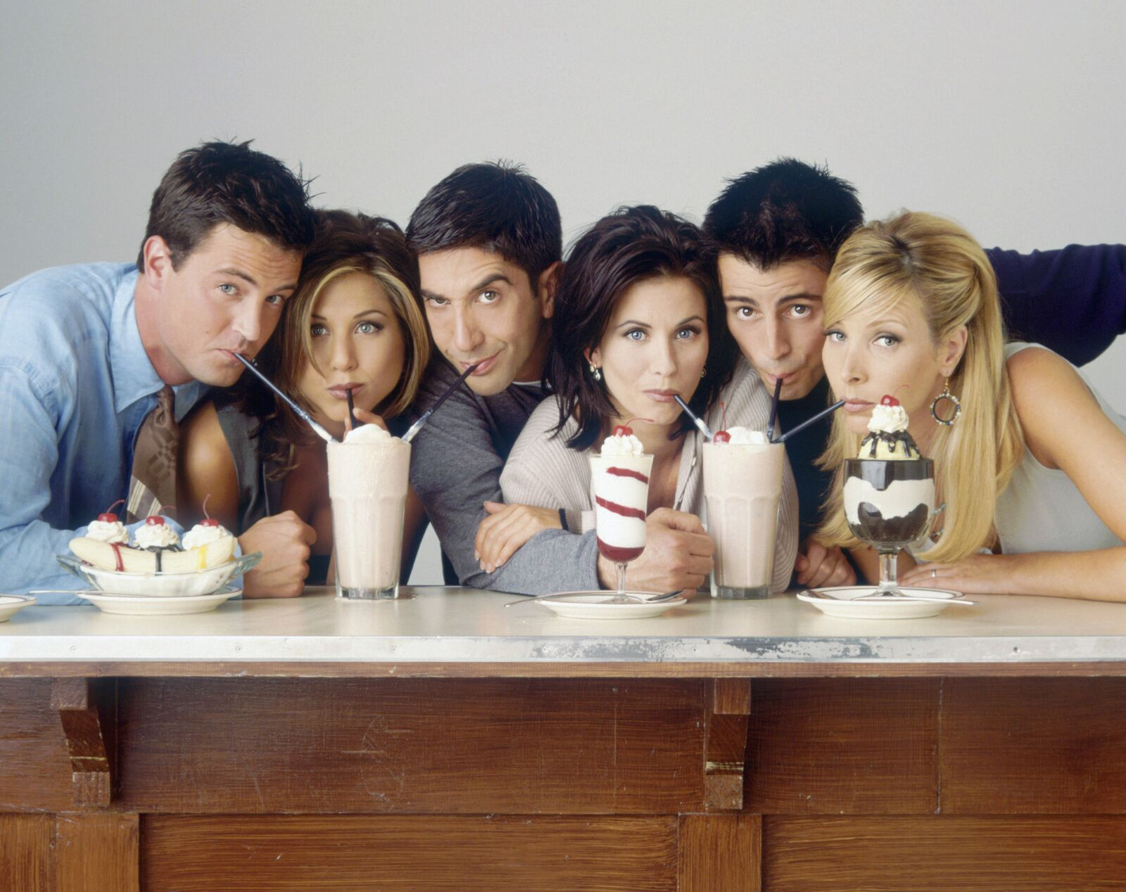 Who would be cast in Friends today?