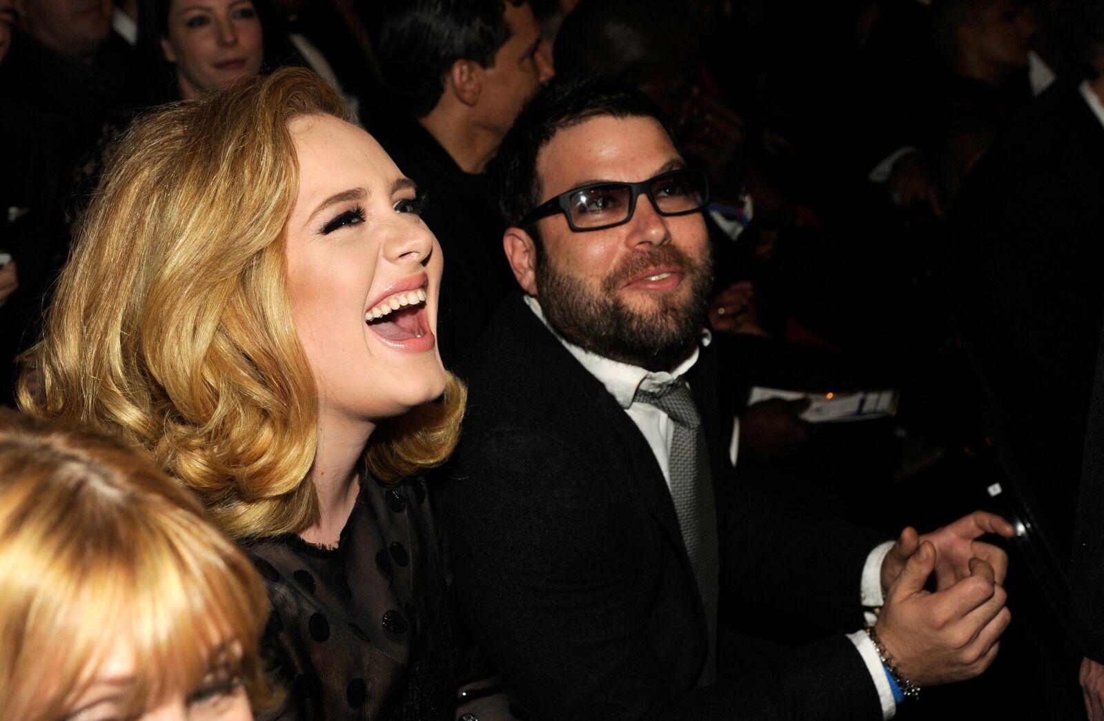 Grammy award winner Adele announces separation from husband