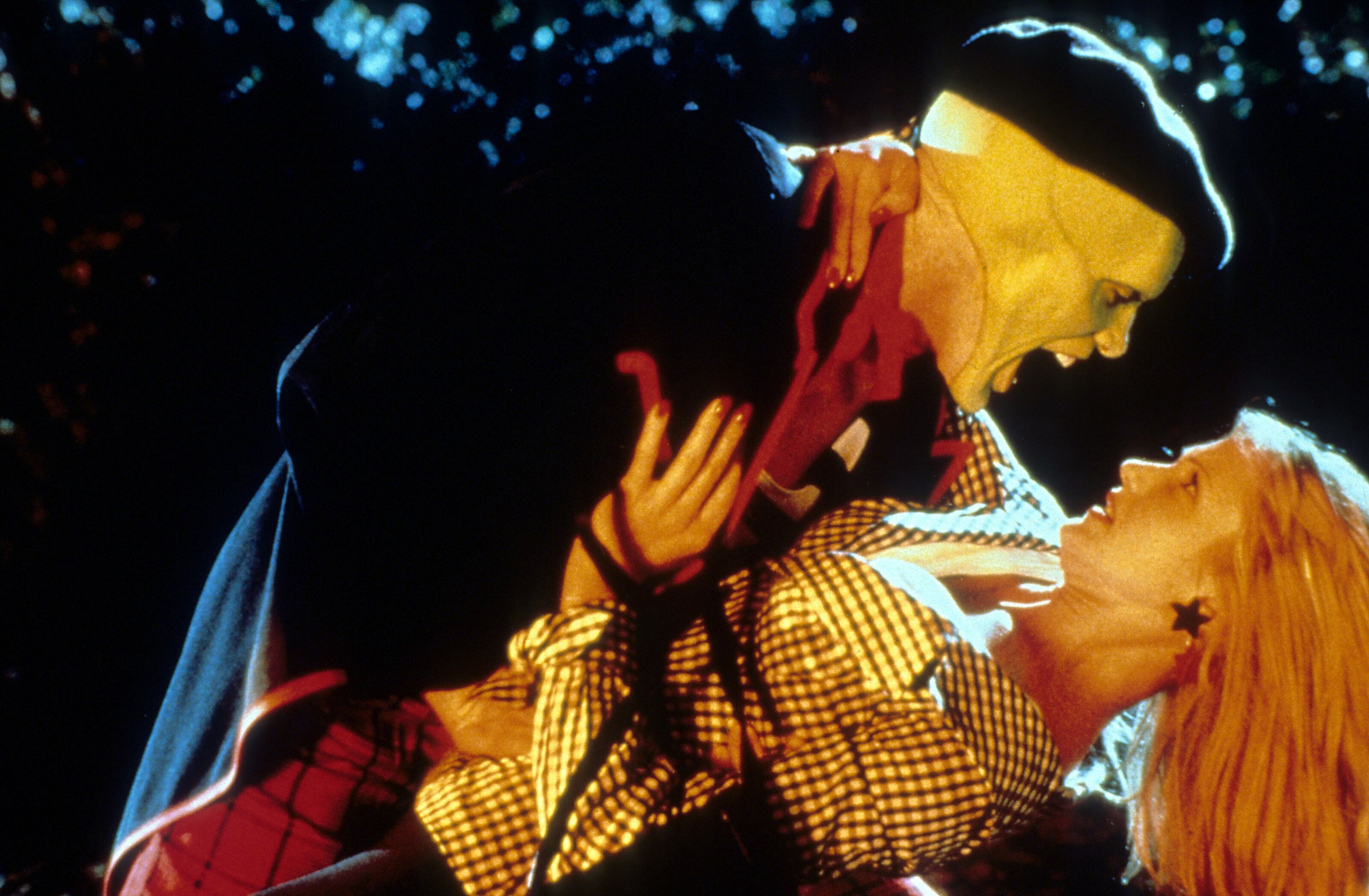 The Mask was the centerpiece of Jim Carrey's star-making 1994