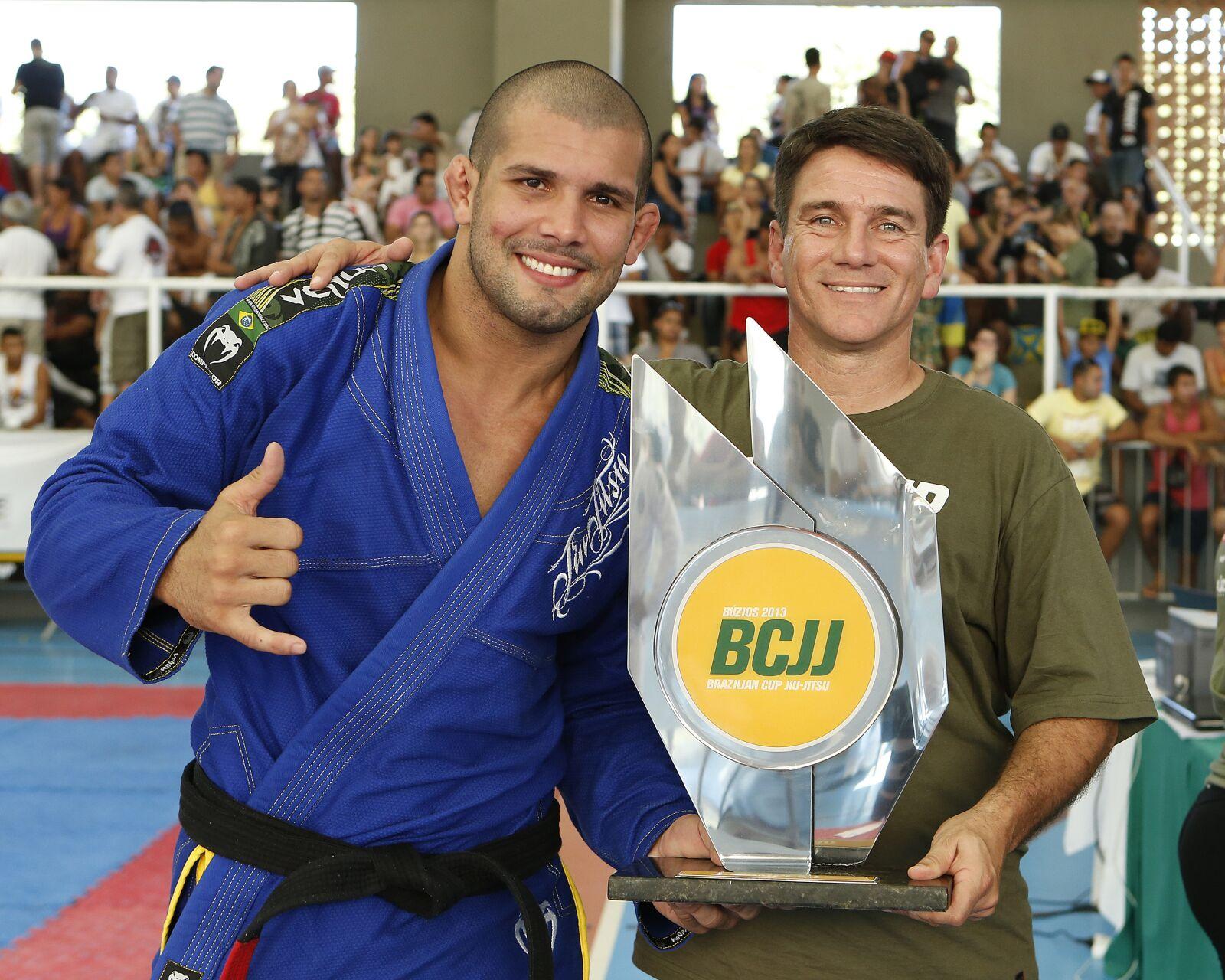 UFC Uruguay: Brazilian Jiu-Jitsu ace Rodolfo Vieira is the debut fighter to watch
